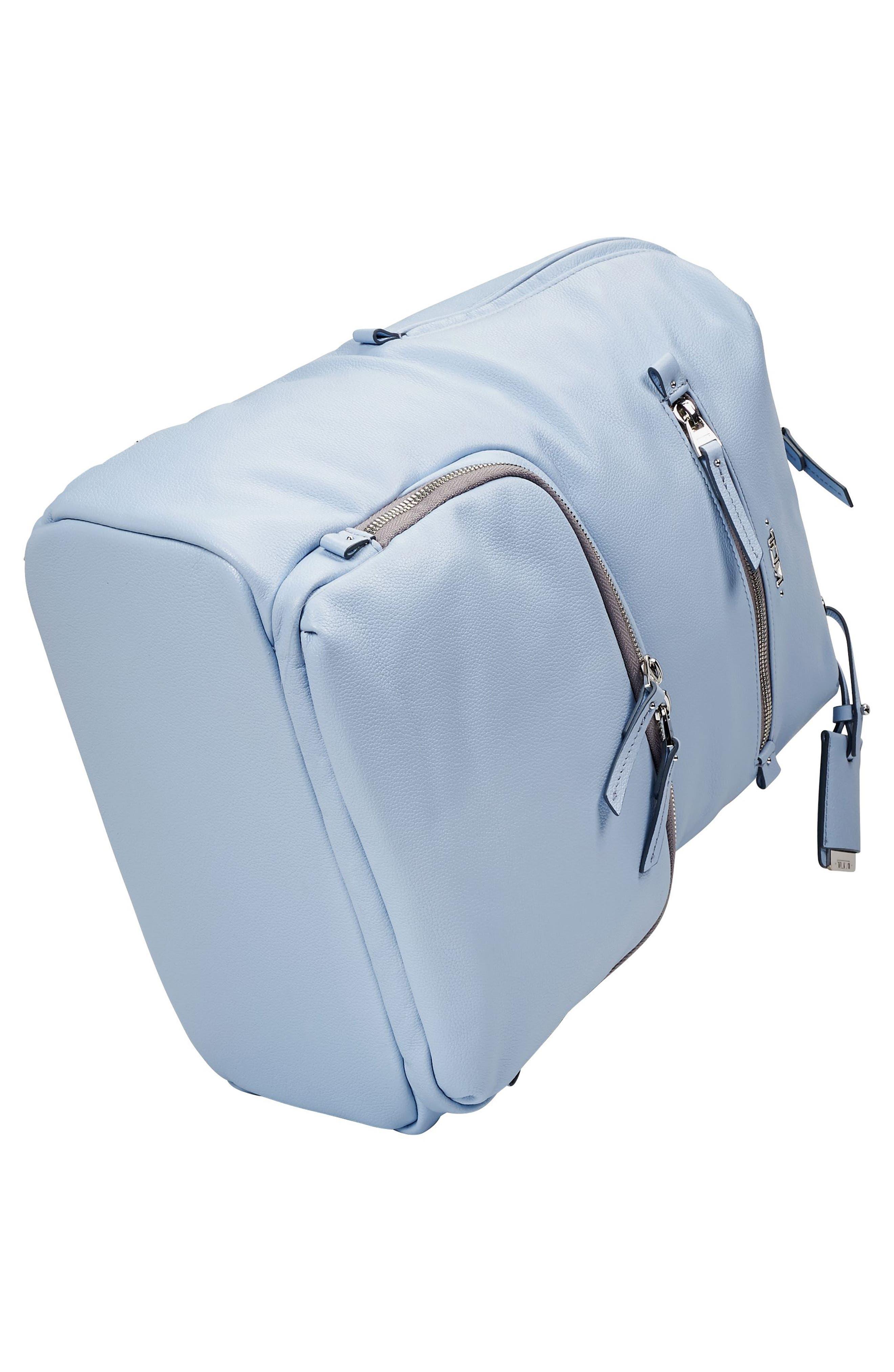 Alternate Image 5  - Tumi Voyageur Halle Leather Backpack (Limited Edition)