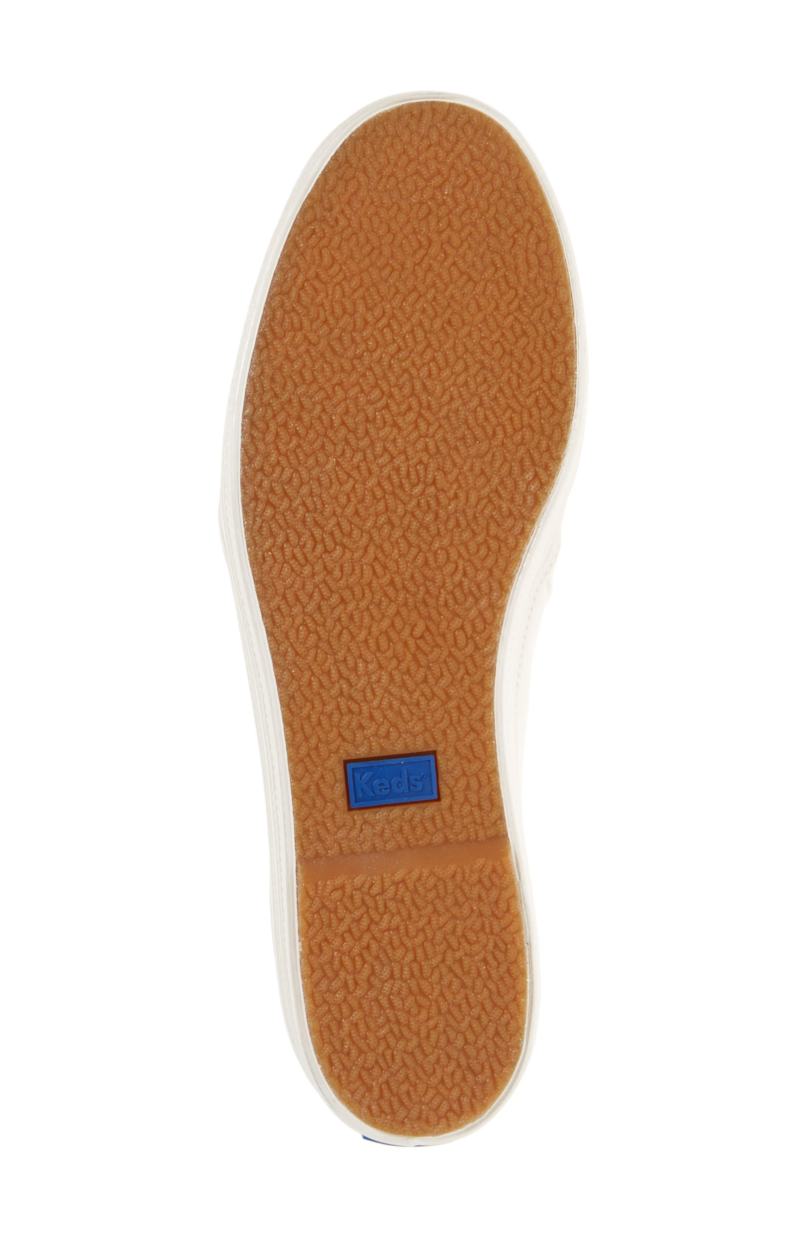 Alternate Image 6  - Keds® for kate spade new york triple decker slip-on platform sneaker (Women)