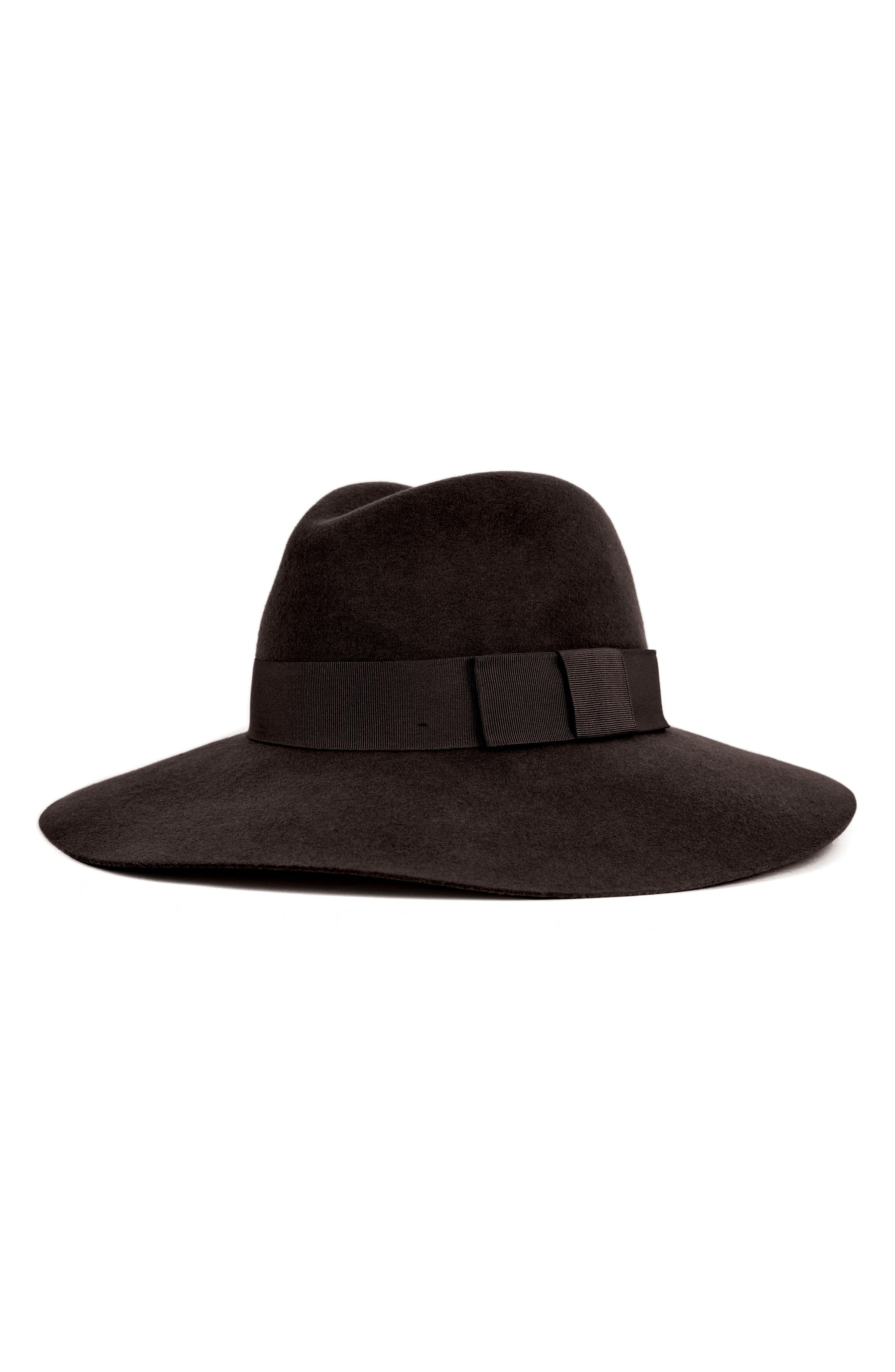Alternate Image 1 Selected - Brixton 'Piper' Floppy Wool Hat