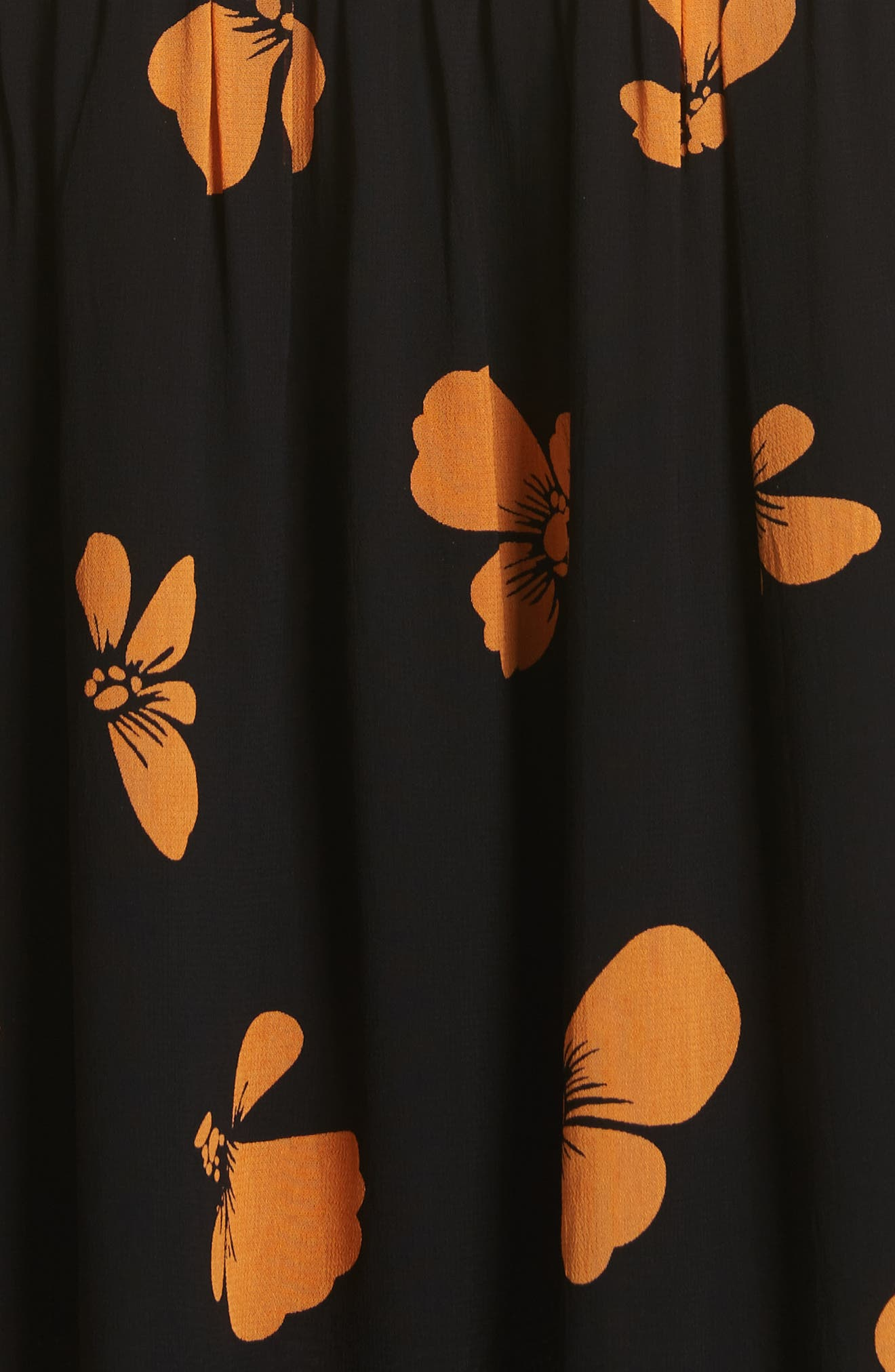 Alternate Image 5  - GANNI Fairfax Georgette Dress