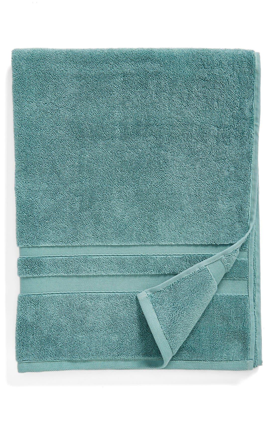 Alternate Image 1 Selected - Waterworks Studio 'Perennial' Turkish Cotton Bath Towel (Online Only)