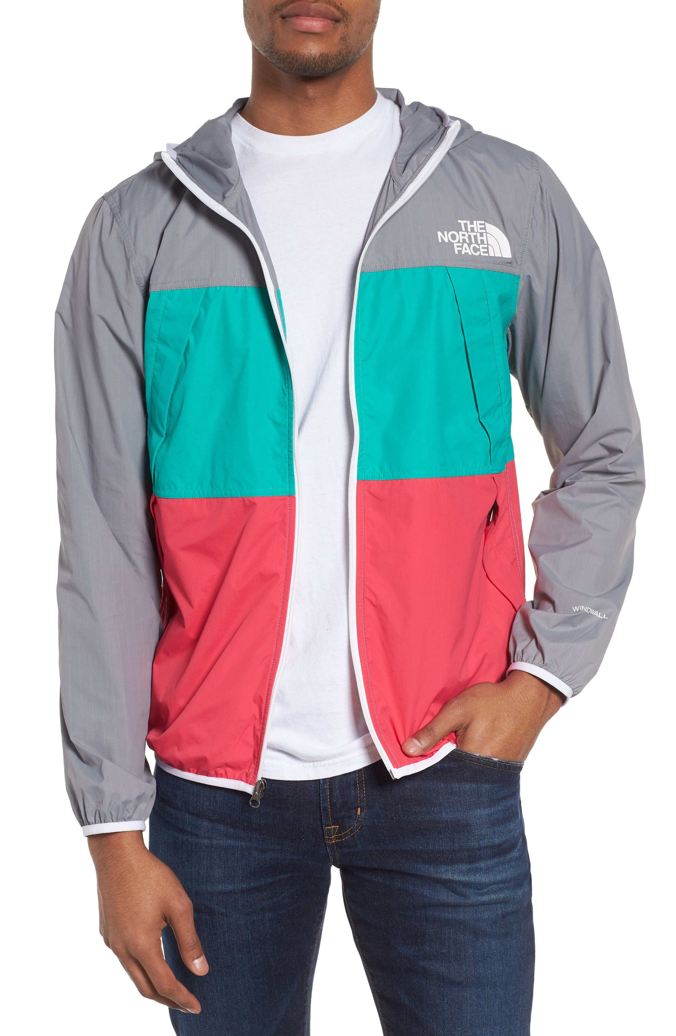 The North Face Telegraph Windbreaker Jacket