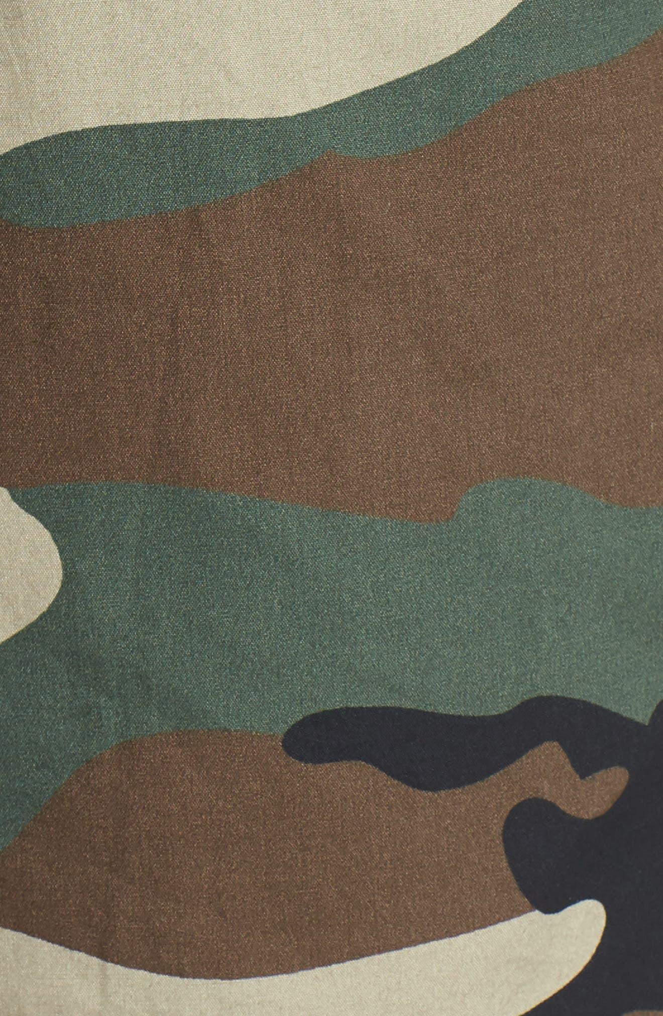 Subversion Shorts,                             Alternate thumbnail 5, color,                             Field Camo