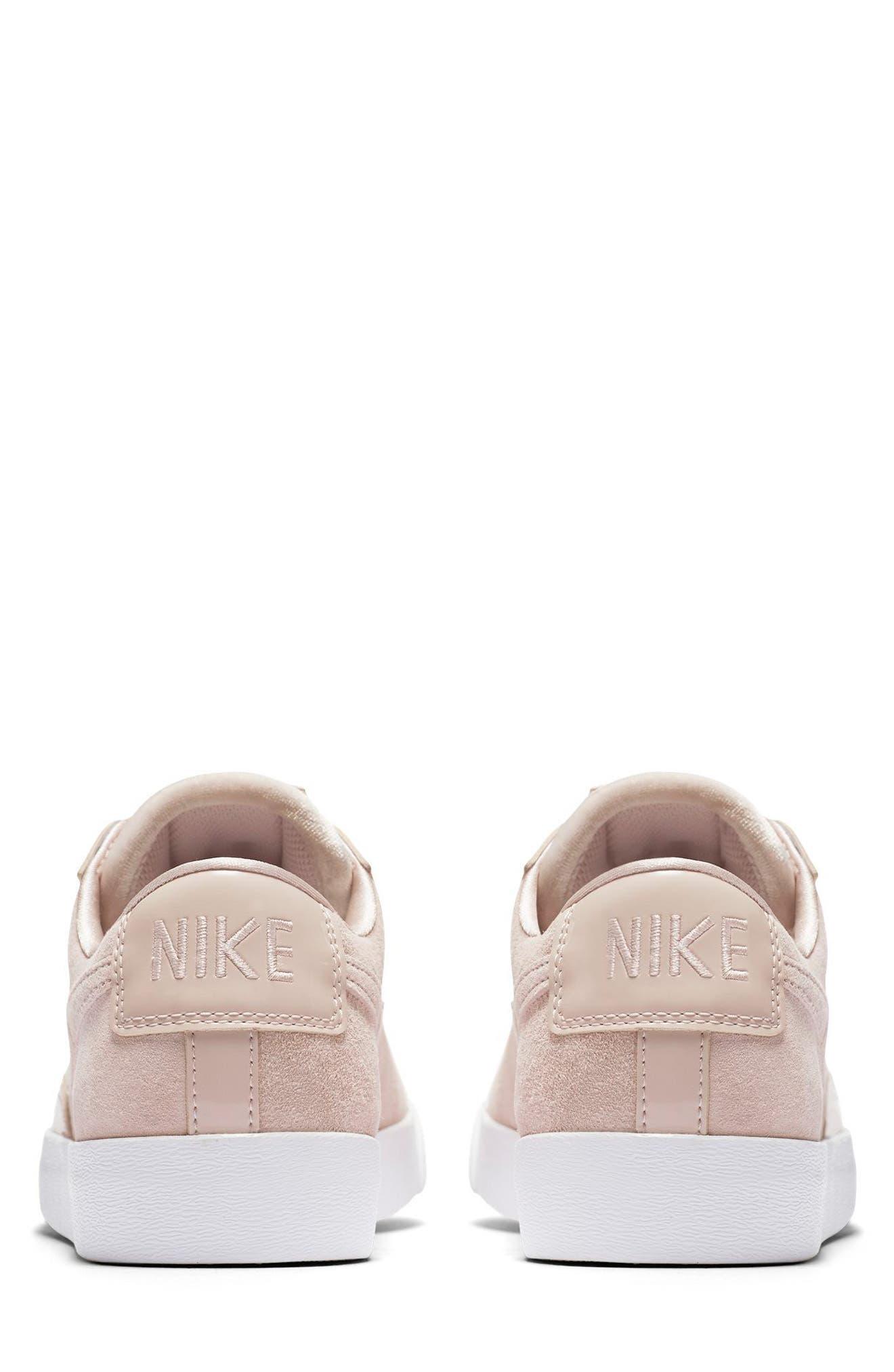 Blazer Low LX Sneaker,                             Alternate thumbnail 2, color,                             Silt Red/ Brown/ White