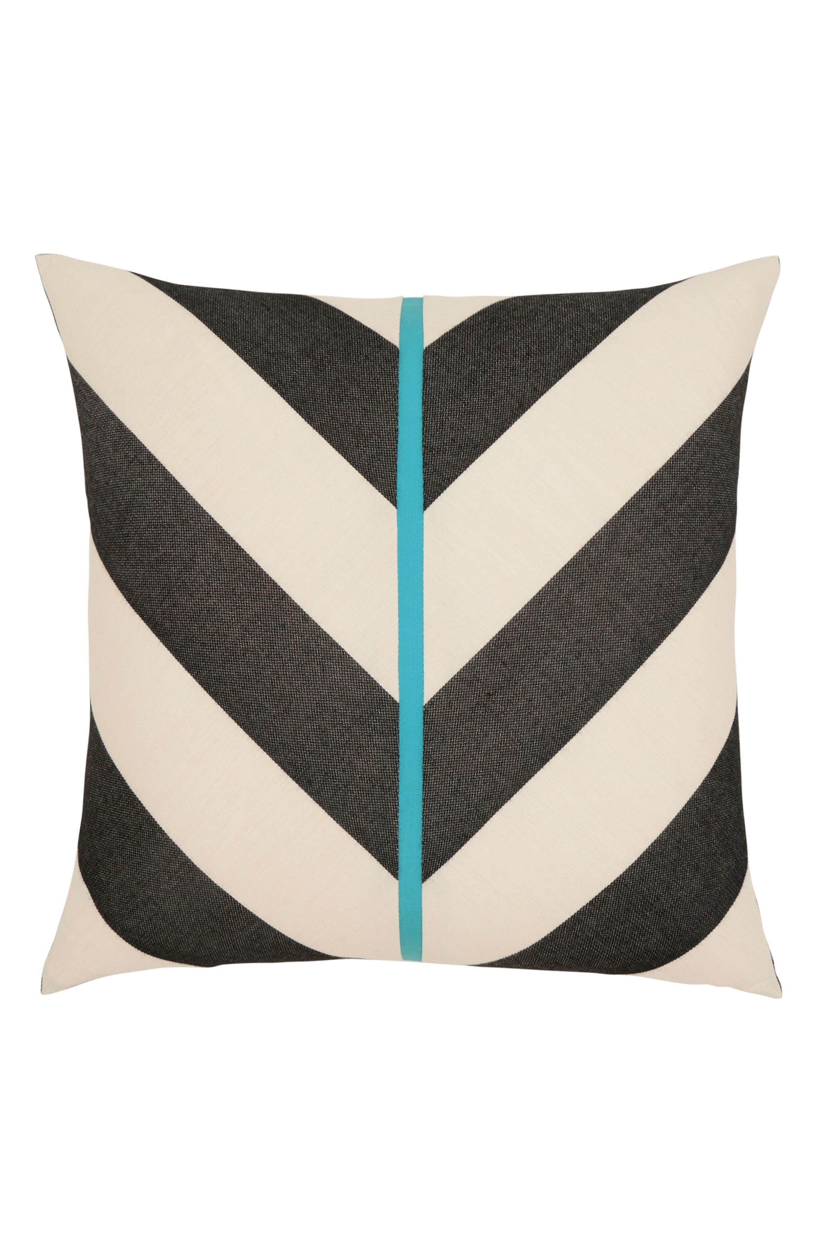 Elaine Smith Harmony Chevron Indoor/Outdoor Accent Pillow