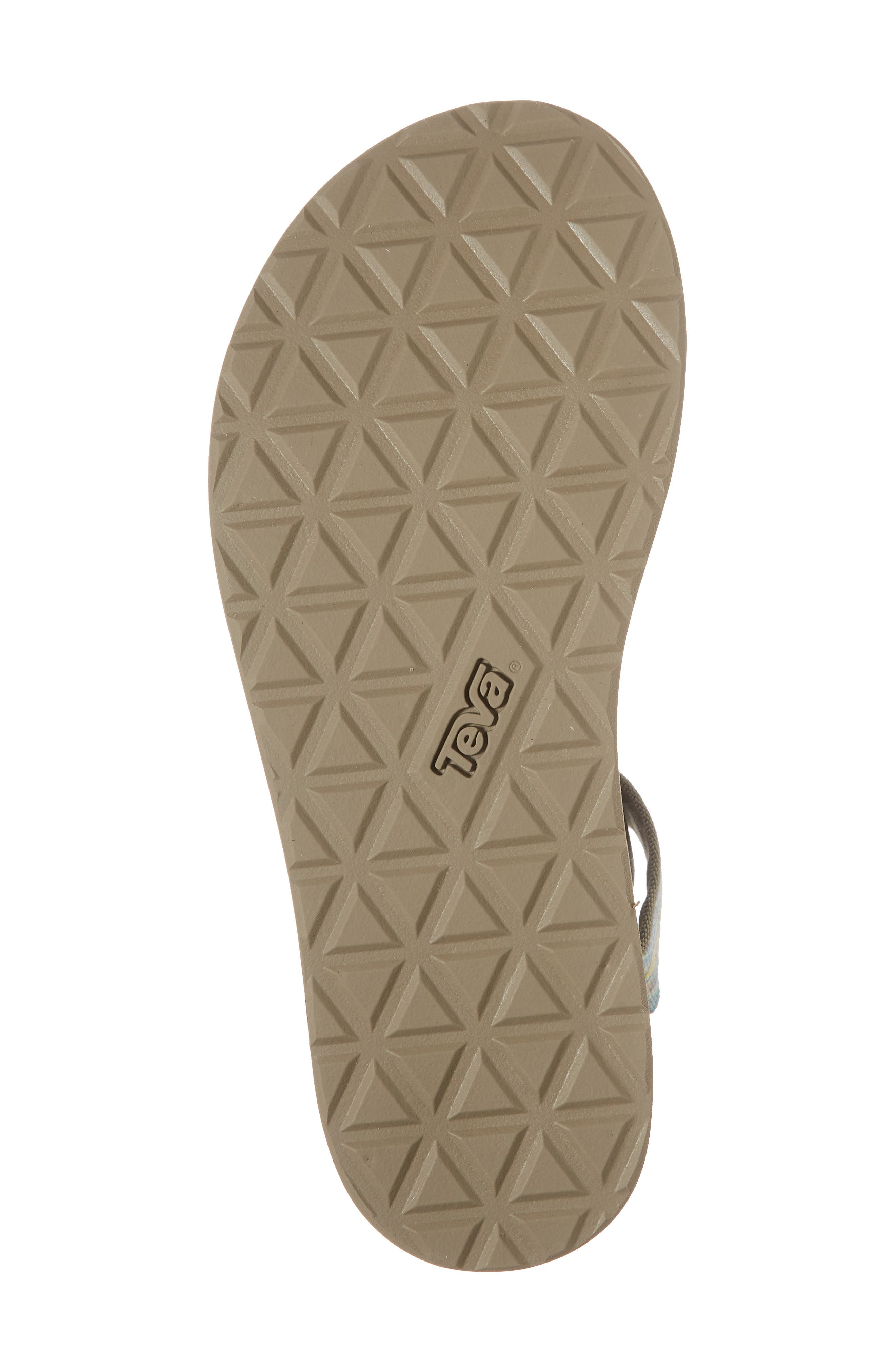'Original Universal' Sandal,                             Alternate thumbnail 6, color,                             Mirimar Fade Sage Multi