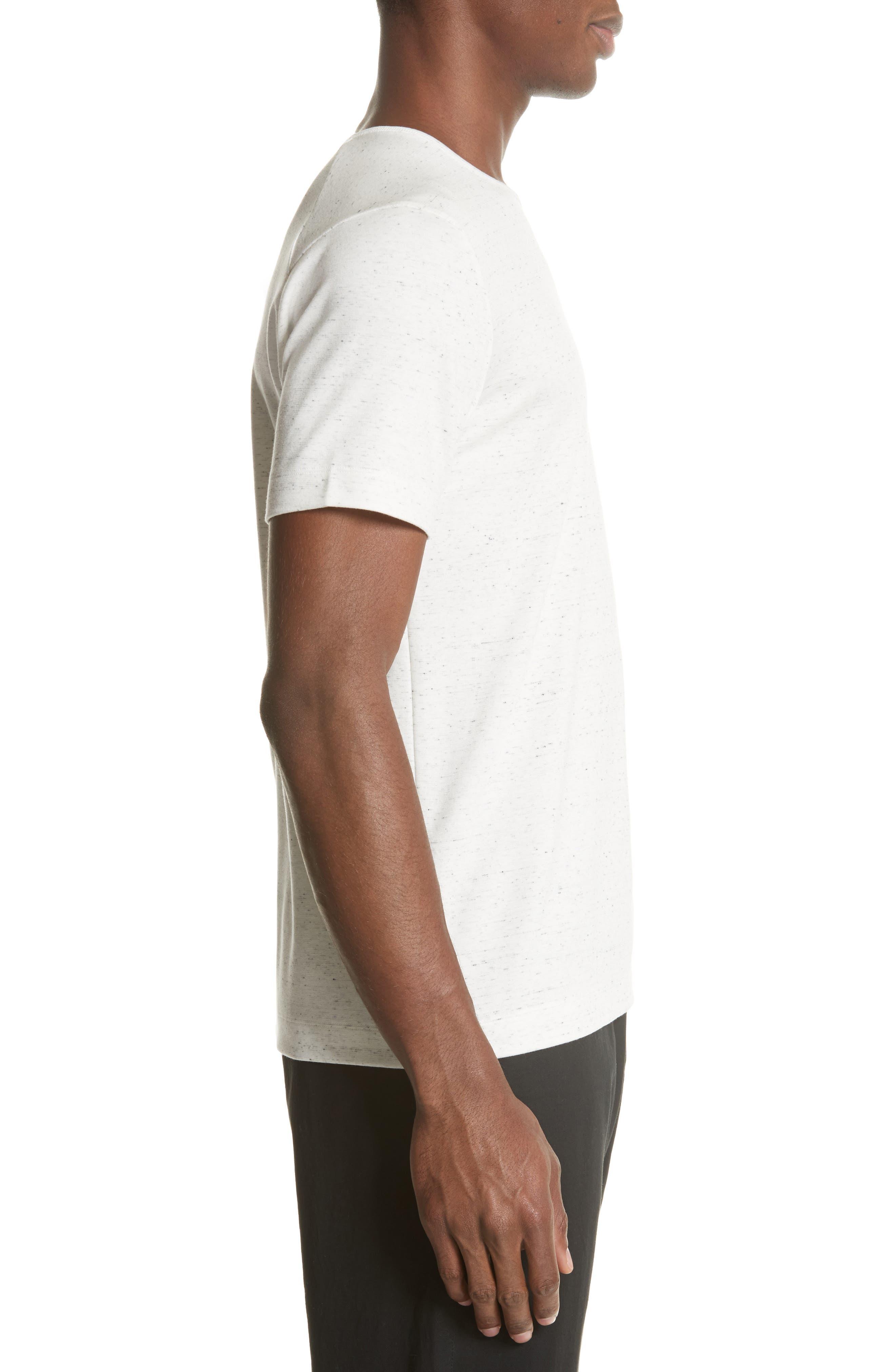 Signals T-Shirt,                             Alternate thumbnail 3, color,                             Static White
