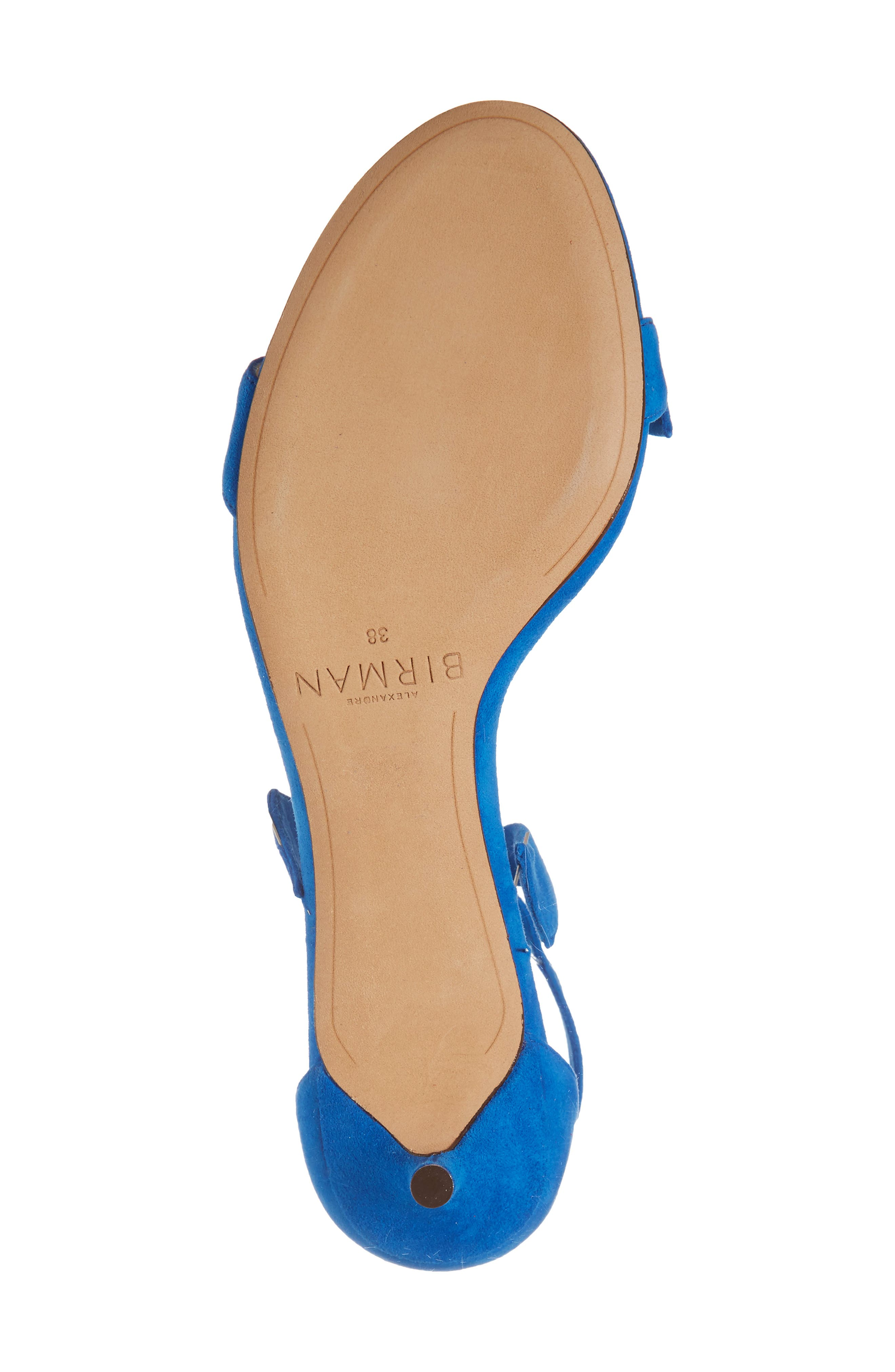 Alternate Image 6  - Alexandre Birman Clarita Knotted Sandal (Women)