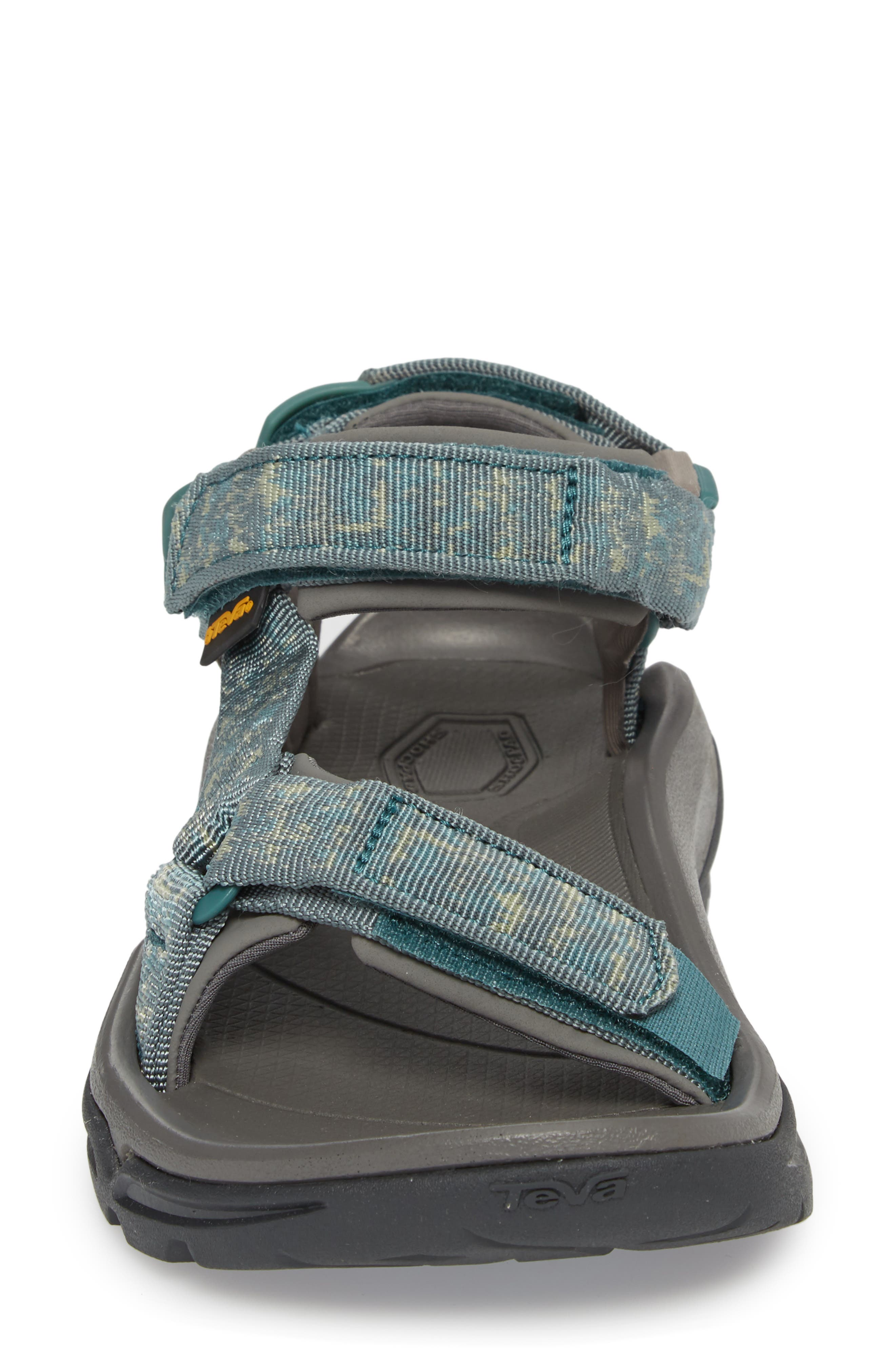 Terra FI 4 Sport Sandal,                             Alternate thumbnail 4, color,                             Rocio North Atlantic