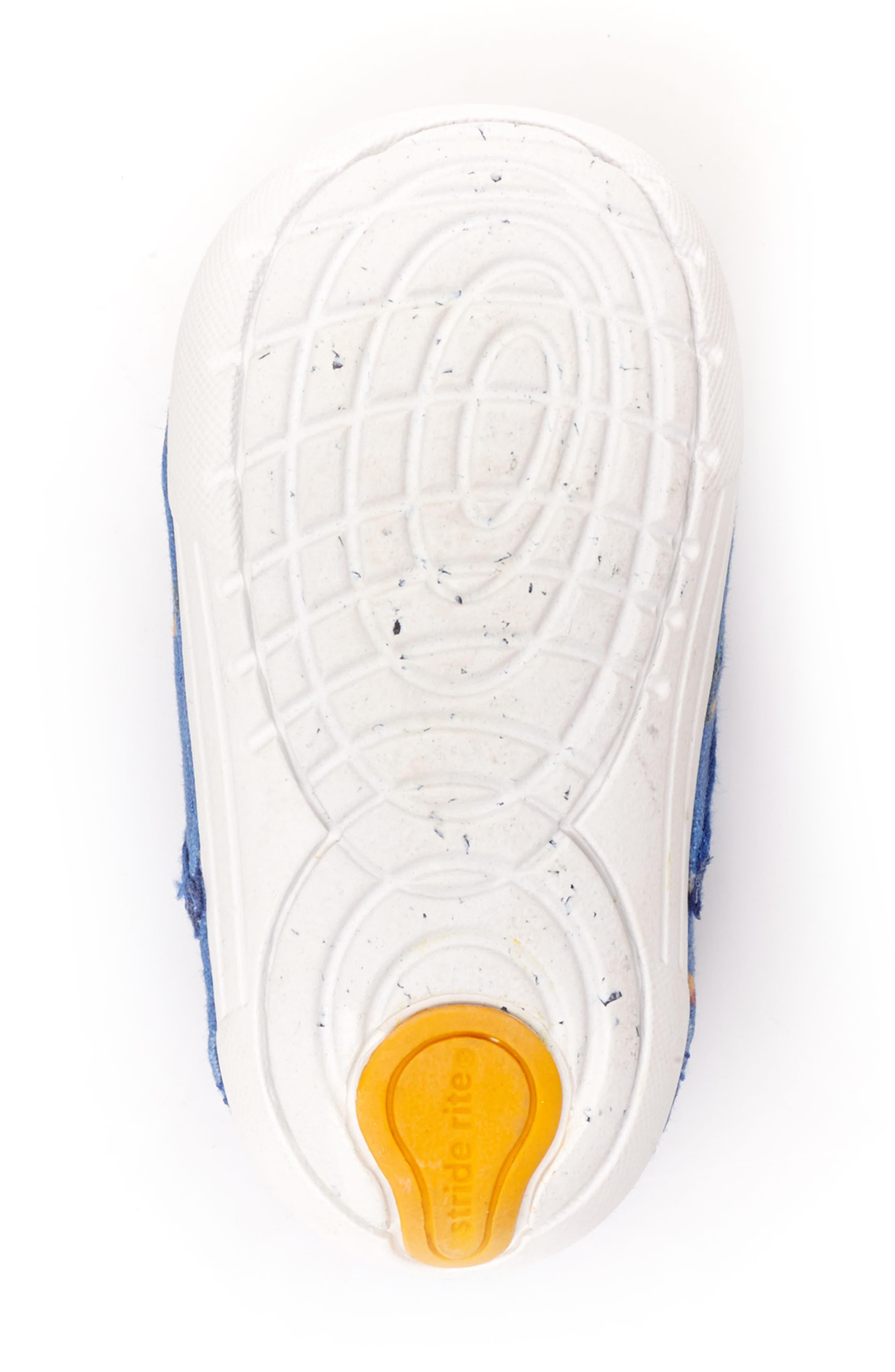 Soft Motion Avery Sneaker,                             Alternate thumbnail 5, color,                             Blue Toucan