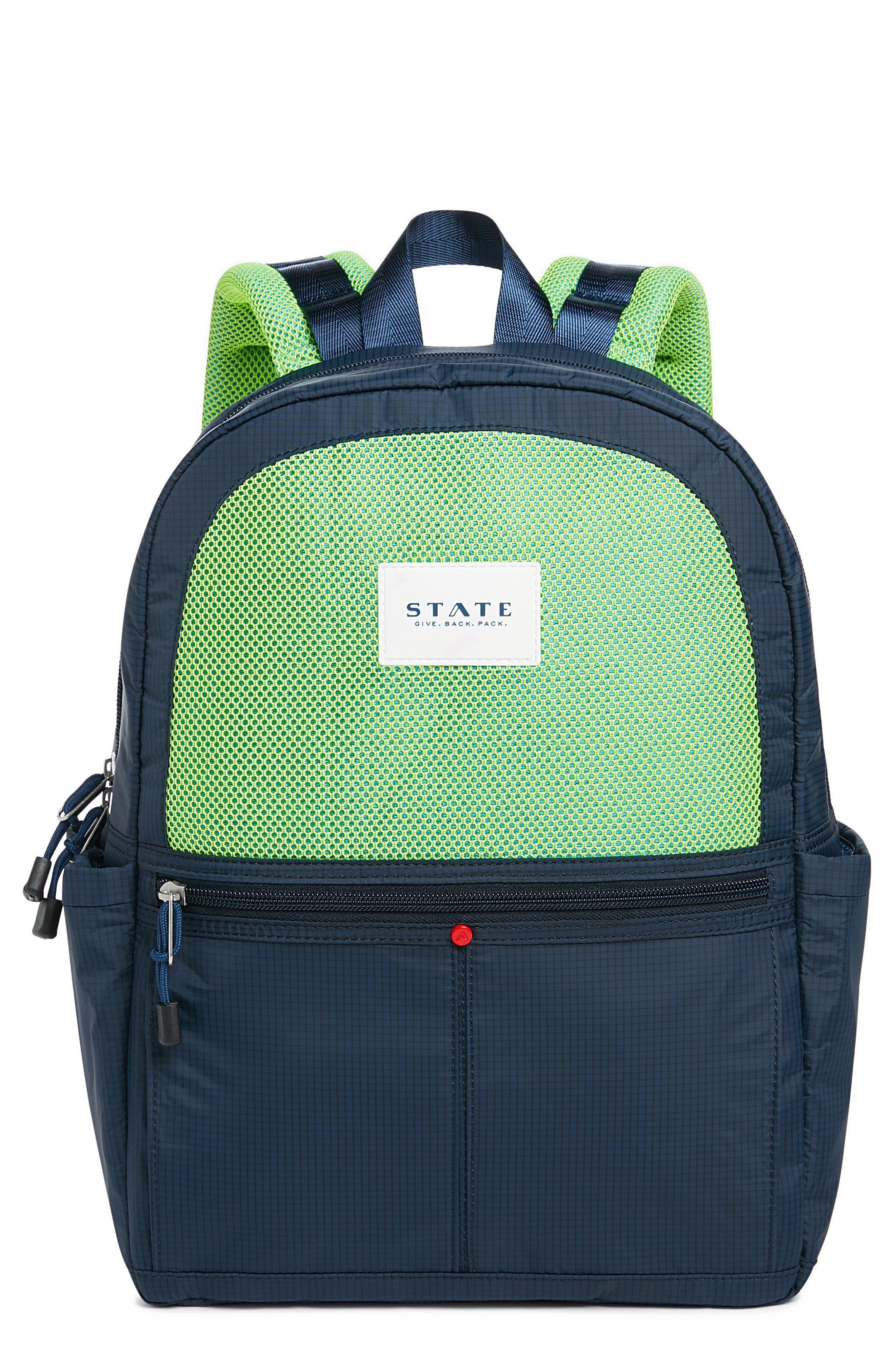 Georgetown Kane Backpack,                         Main,                         color, Navy