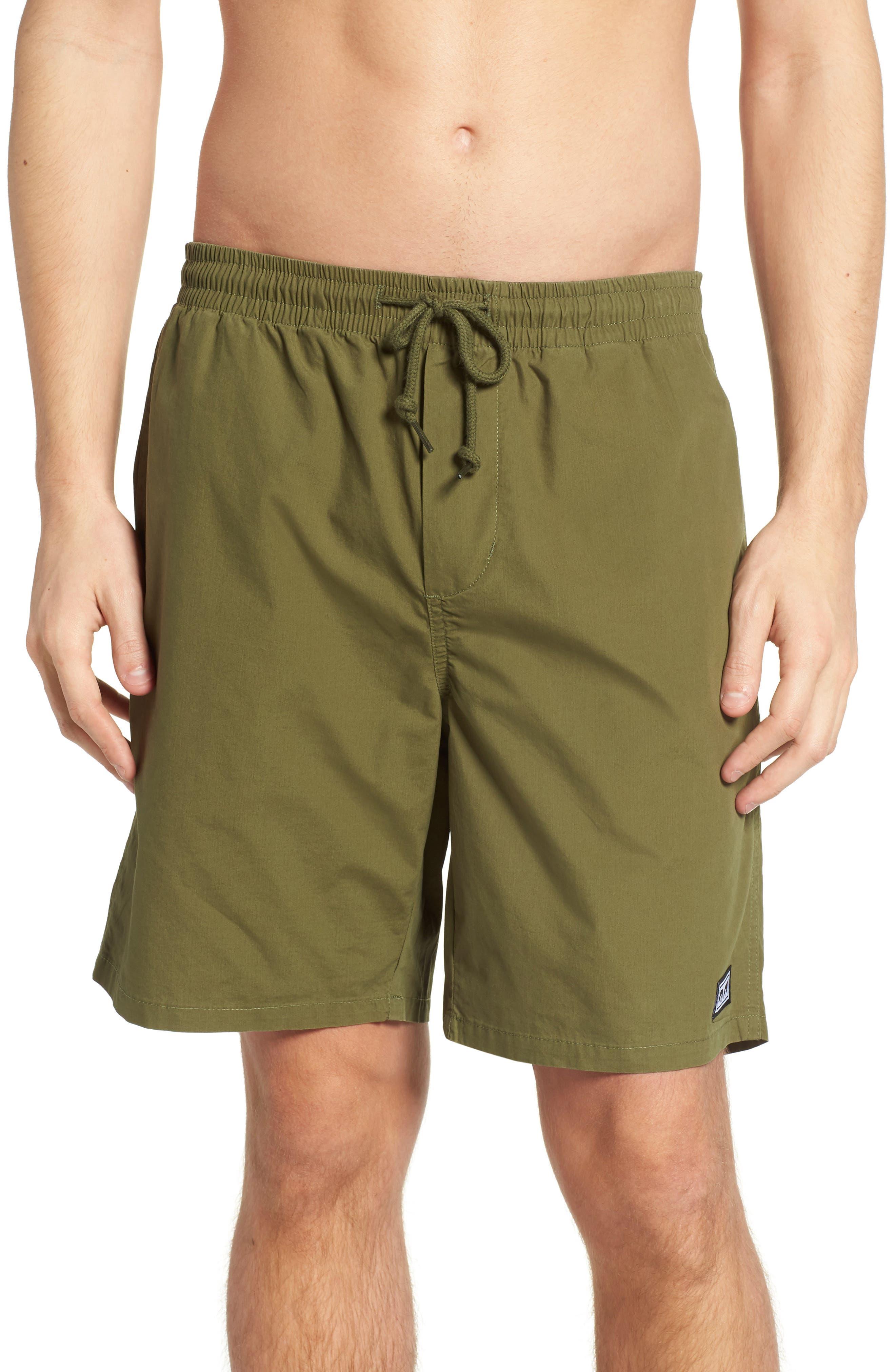 Legacy II Drawstring Shorts,                             Main thumbnail 1, color,                             Army