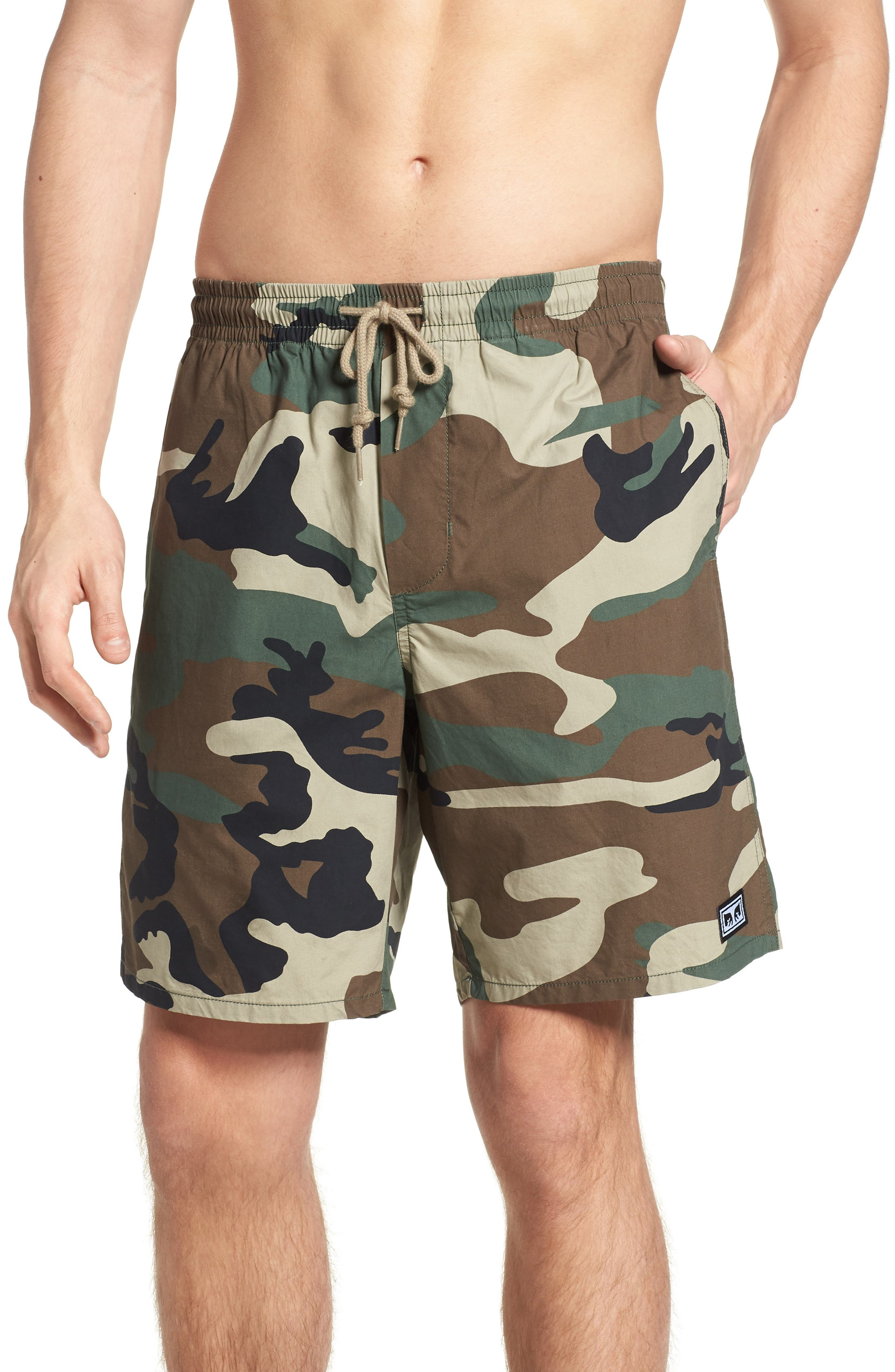 Main Image - Obey Subversion Shorts