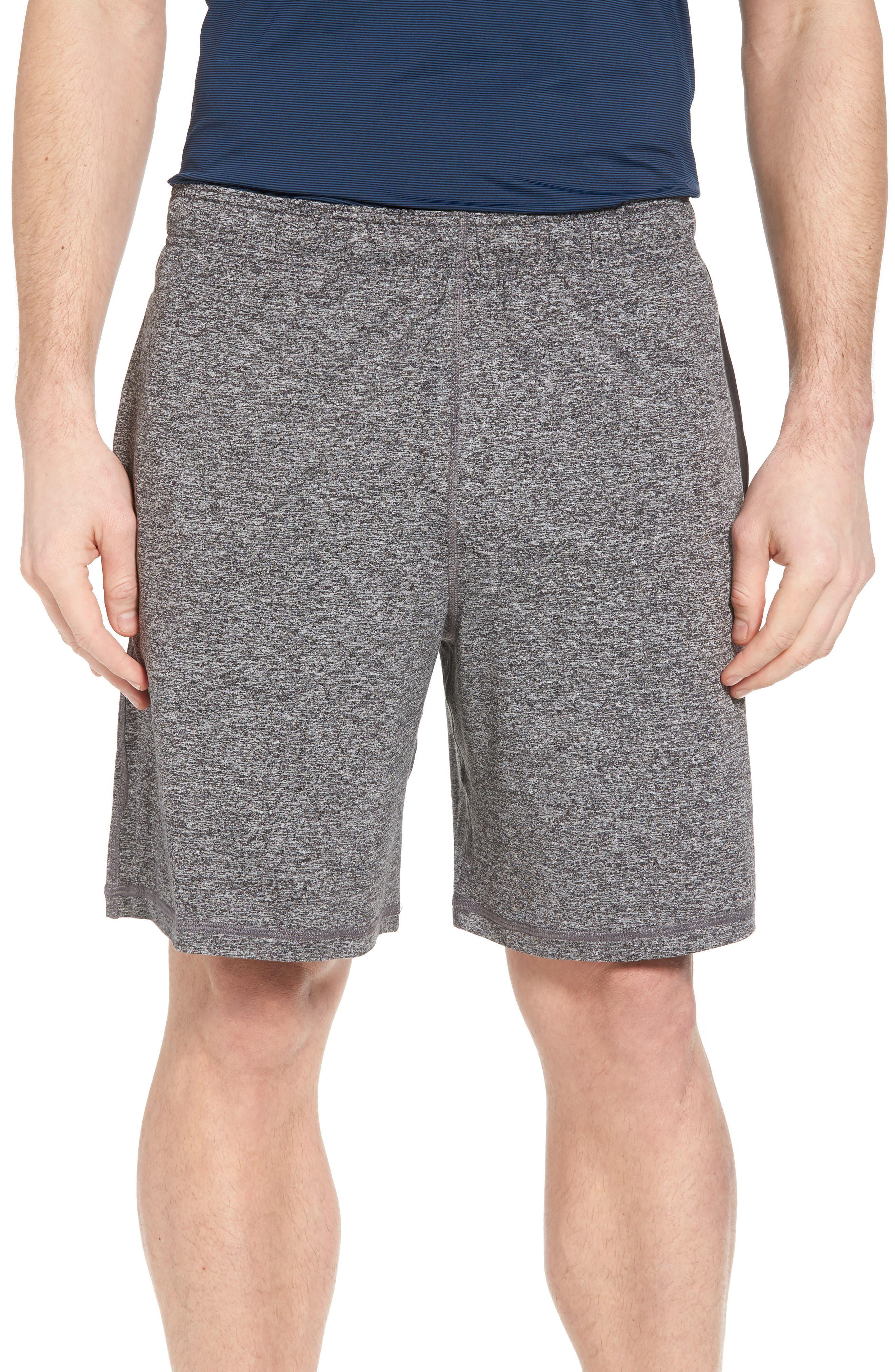 SODO 'Go To' Moisture Wicking Stretch Shorts