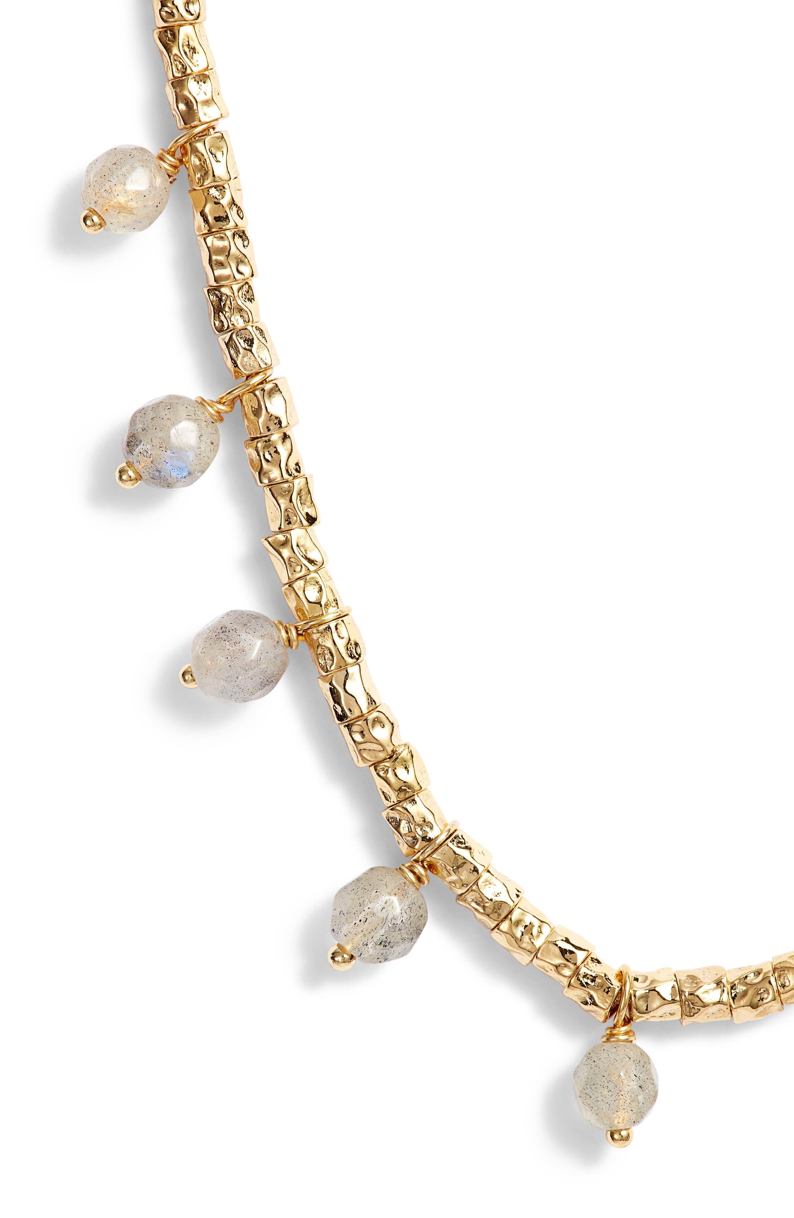 Alternate Image 2  - gorjana Palisades Adjustable Necklace