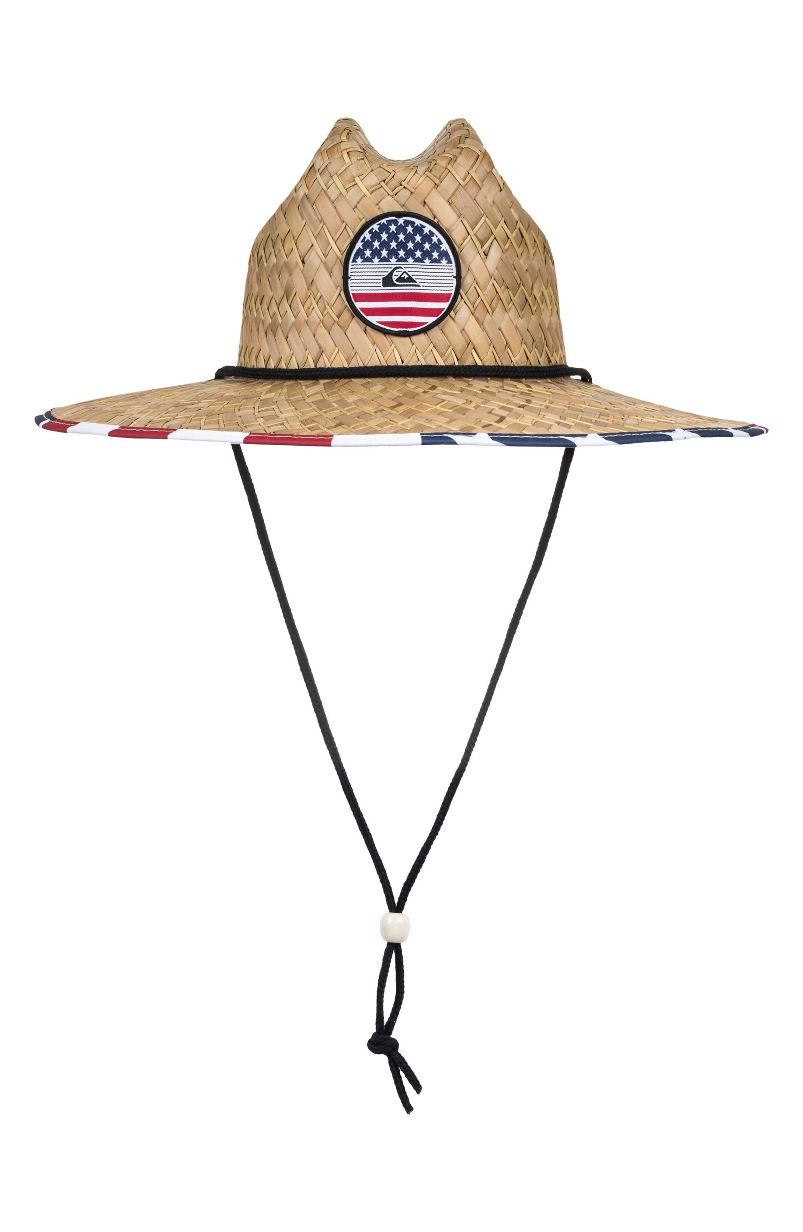 Outsider America Outback Hat,                         Main,                         color, Bright Cobalt