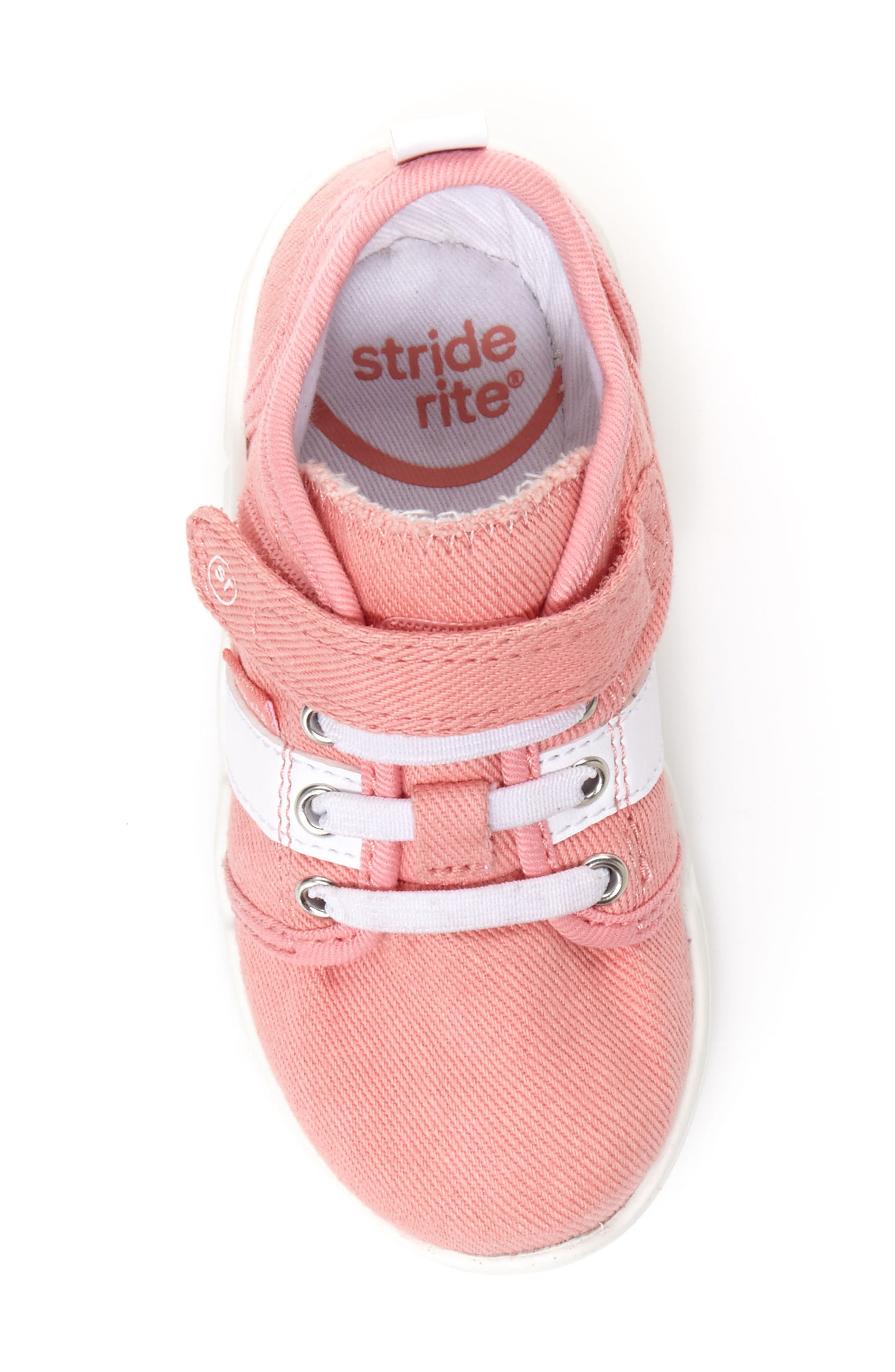 Dixon Sneaker,                             Alternate thumbnail 5, color,                             Pink