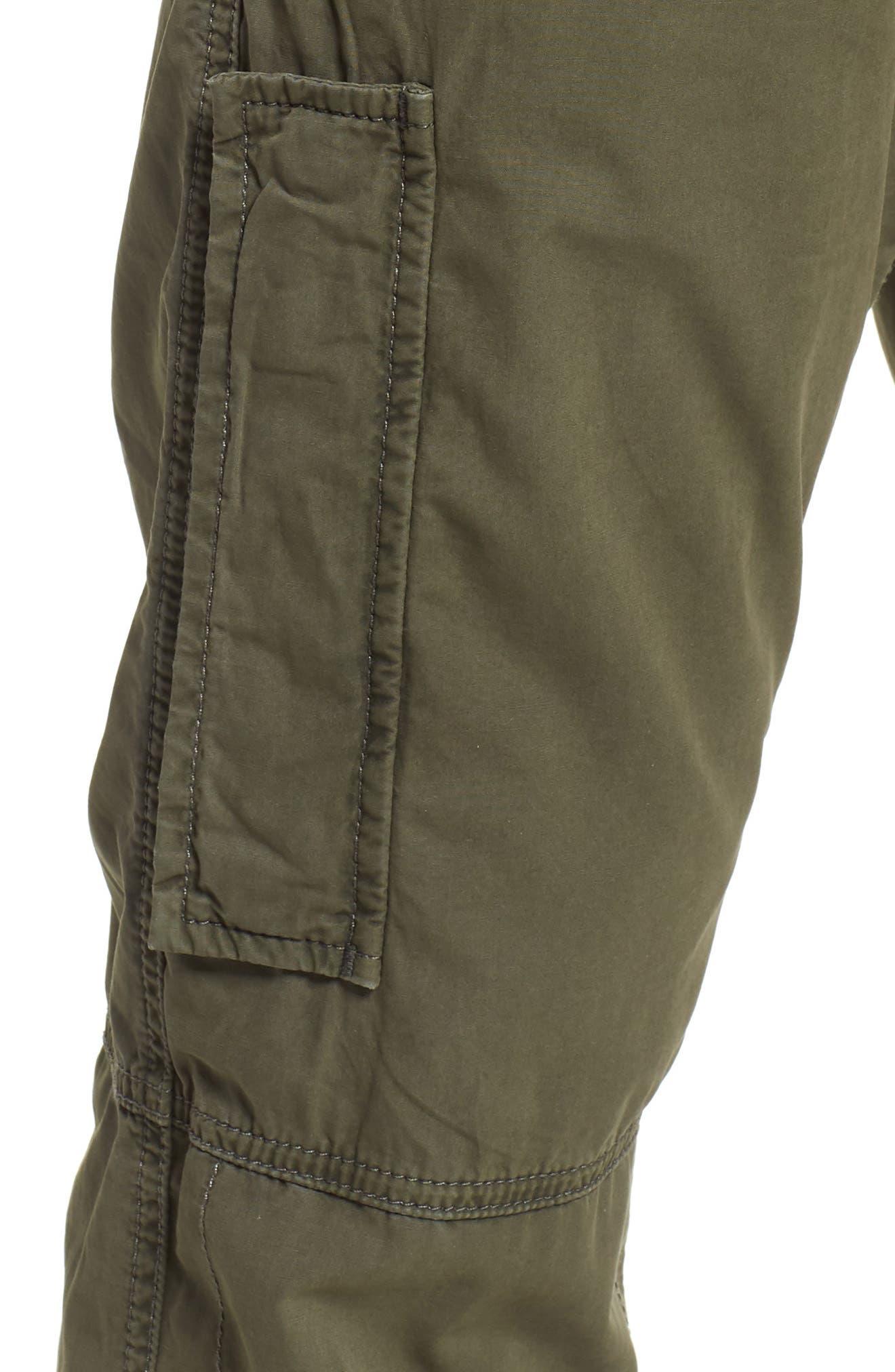 Officer Field Pants,                             Alternate thumbnail 4, color,                             Epj Militant Green