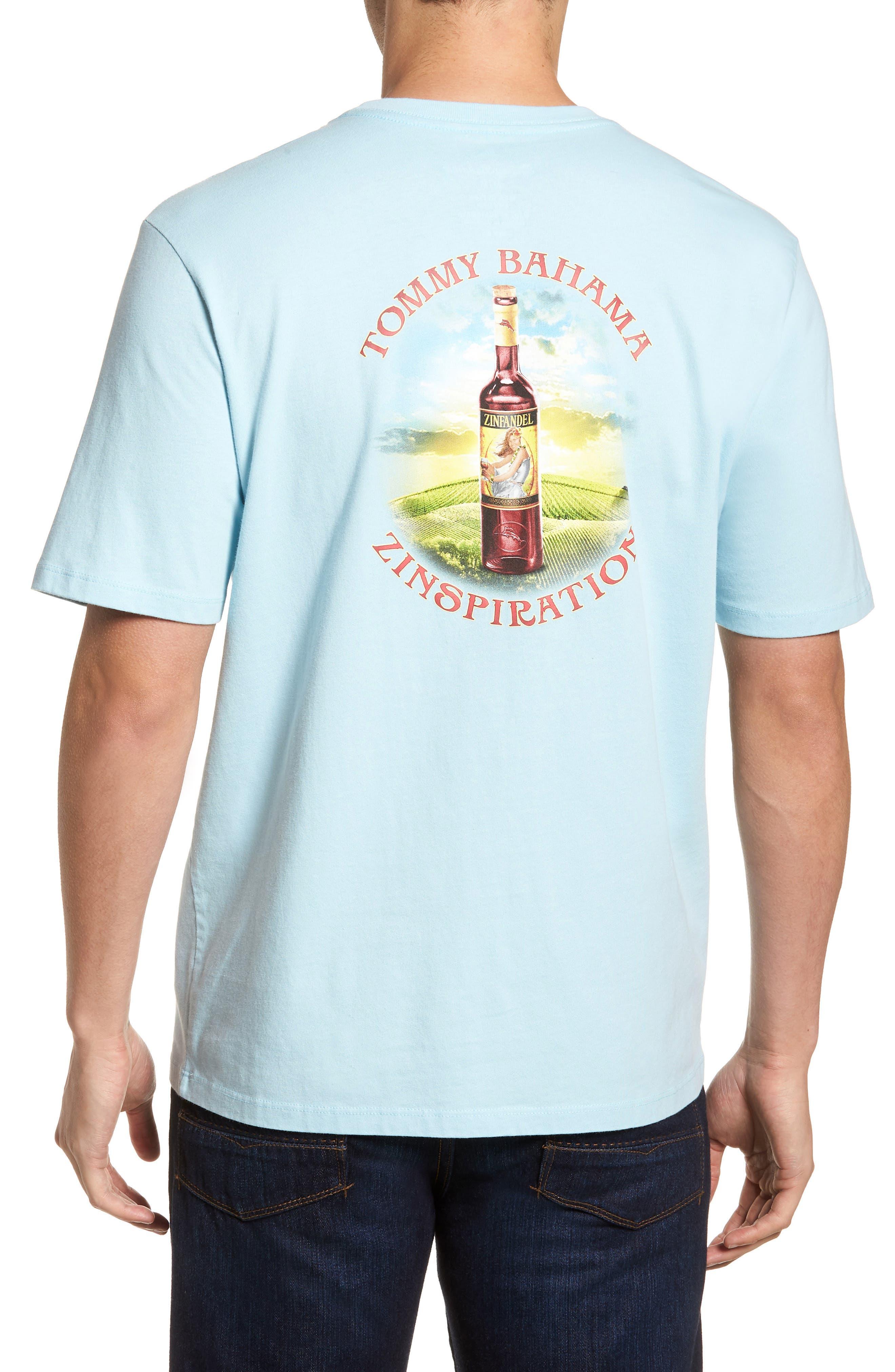 Zinspiration T-Shirt,                             Alternate thumbnail 2, color,                             Opal