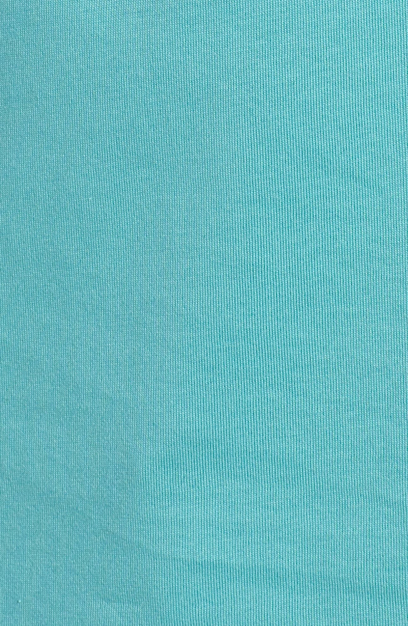 T-Diego-SM T-Shirt,                             Alternate thumbnail 5, color,                             Slate/ Blue