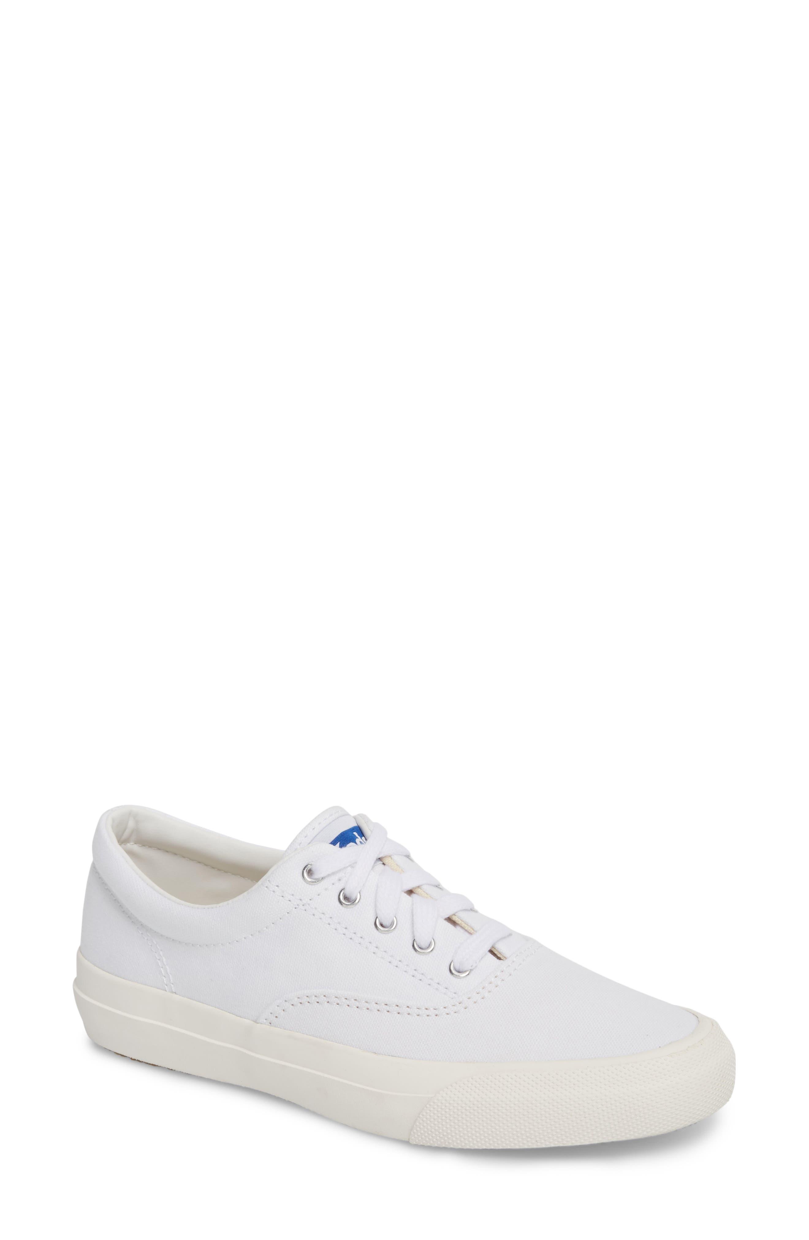 Anchor Sneaker,                             Main thumbnail 1, color,                             White
