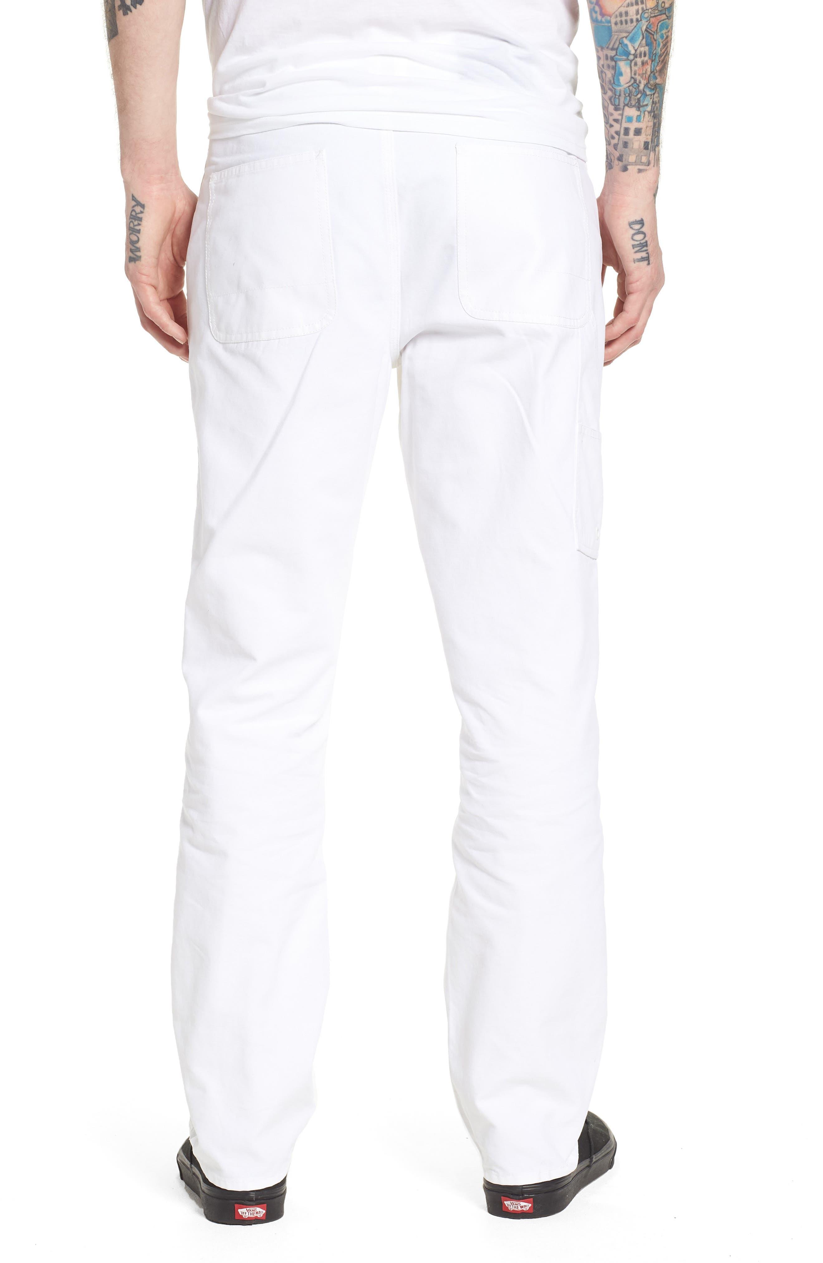 Westport Utility Pants,                             Alternate thumbnail 2, color,                             White