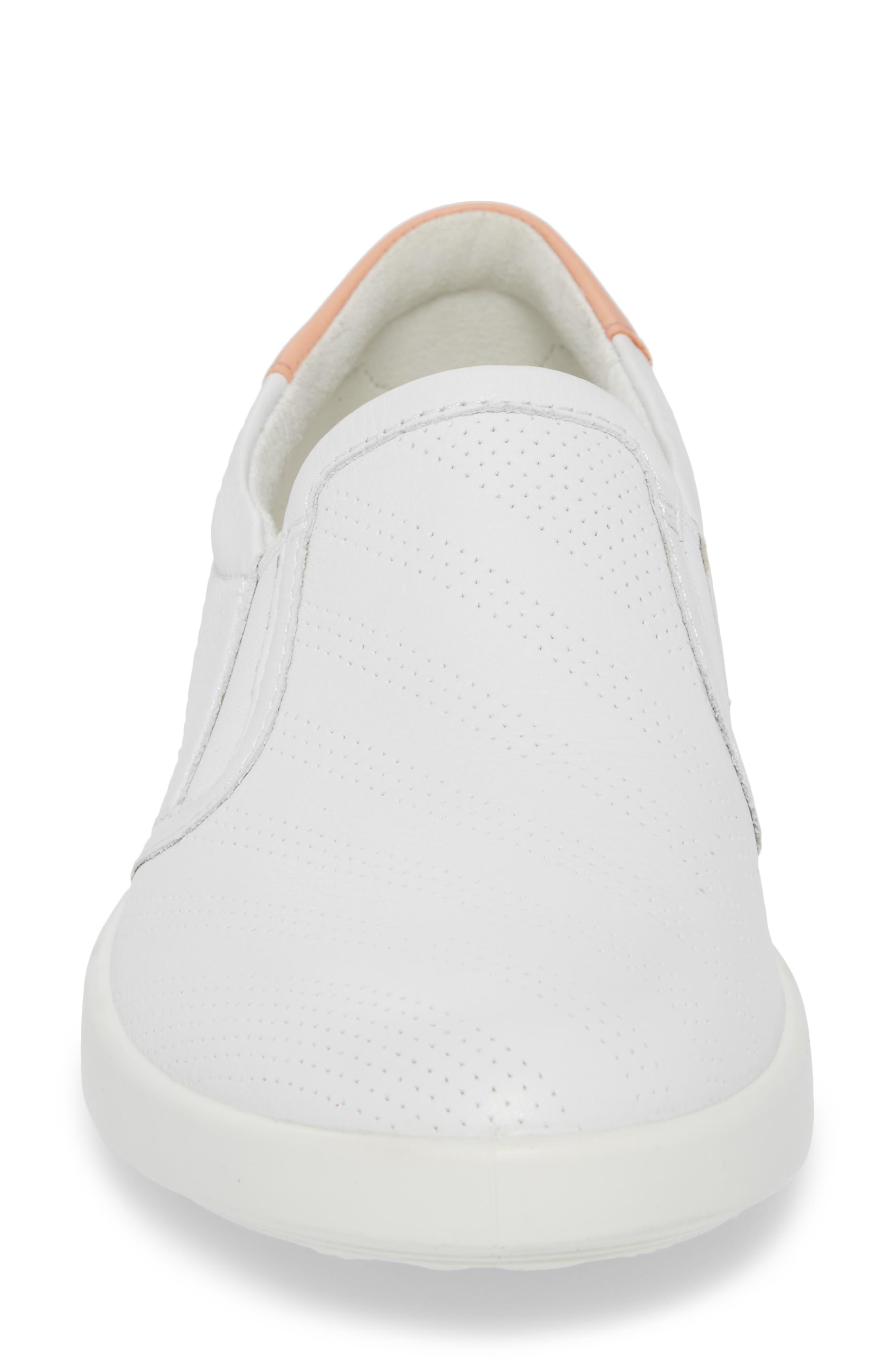 Alternate Image 4  - ECCO 'Aimee' Slip-On Sneaker (Women)