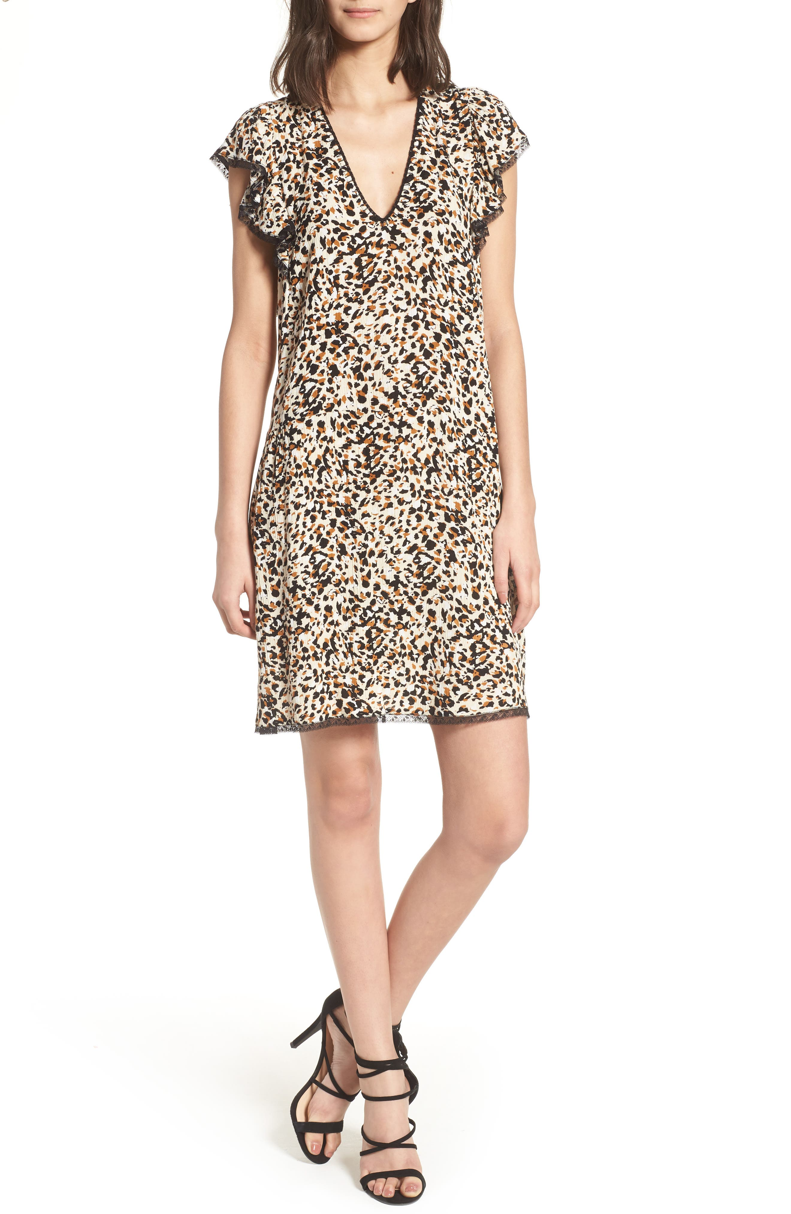 Alternate Image 1 Selected - Zadig & Voltaire Ringo Shift Dress