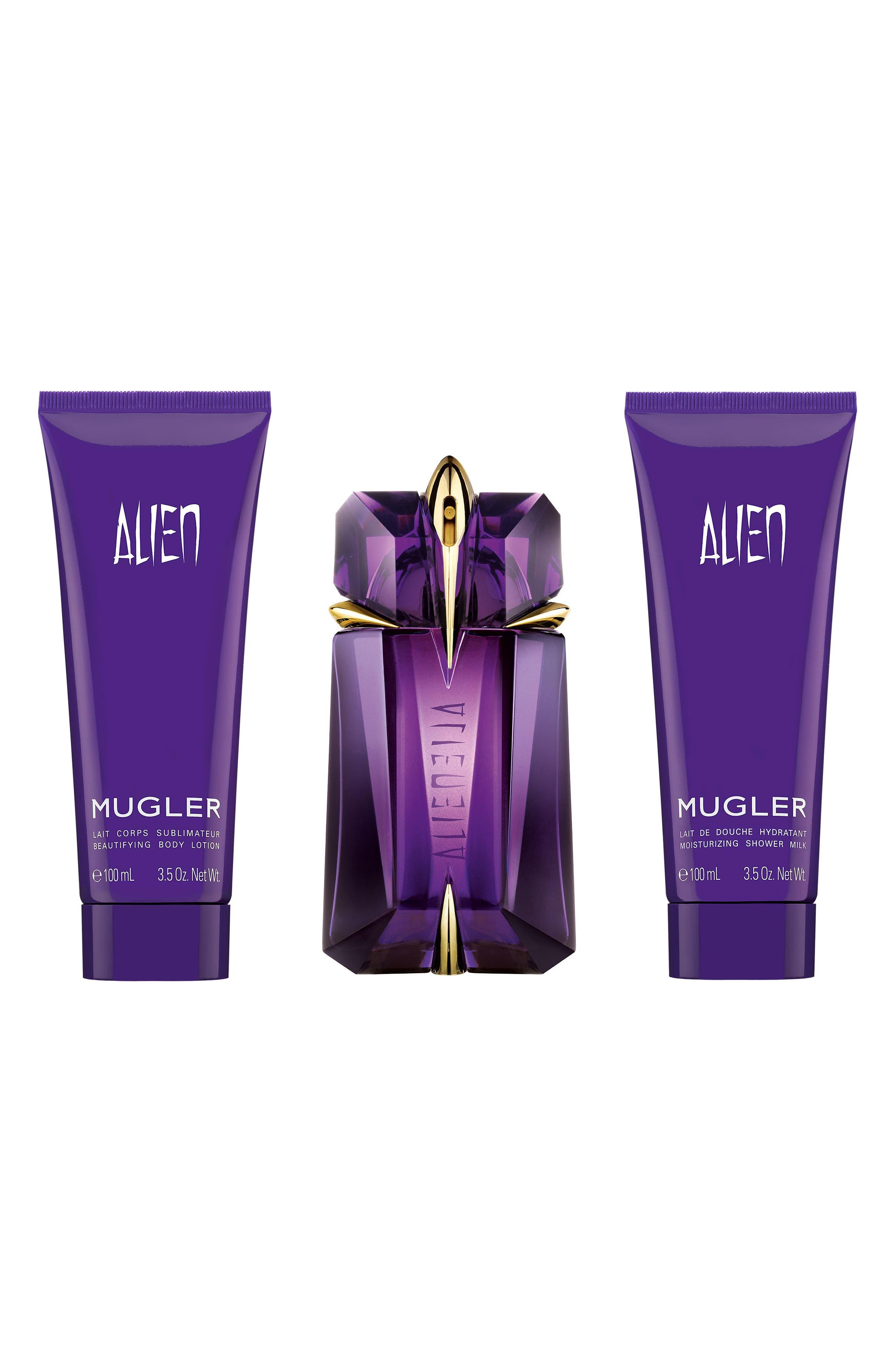 Alien by Mugler Loyalty Eau de Parfum Set (Limited Edition) ($173 Value)