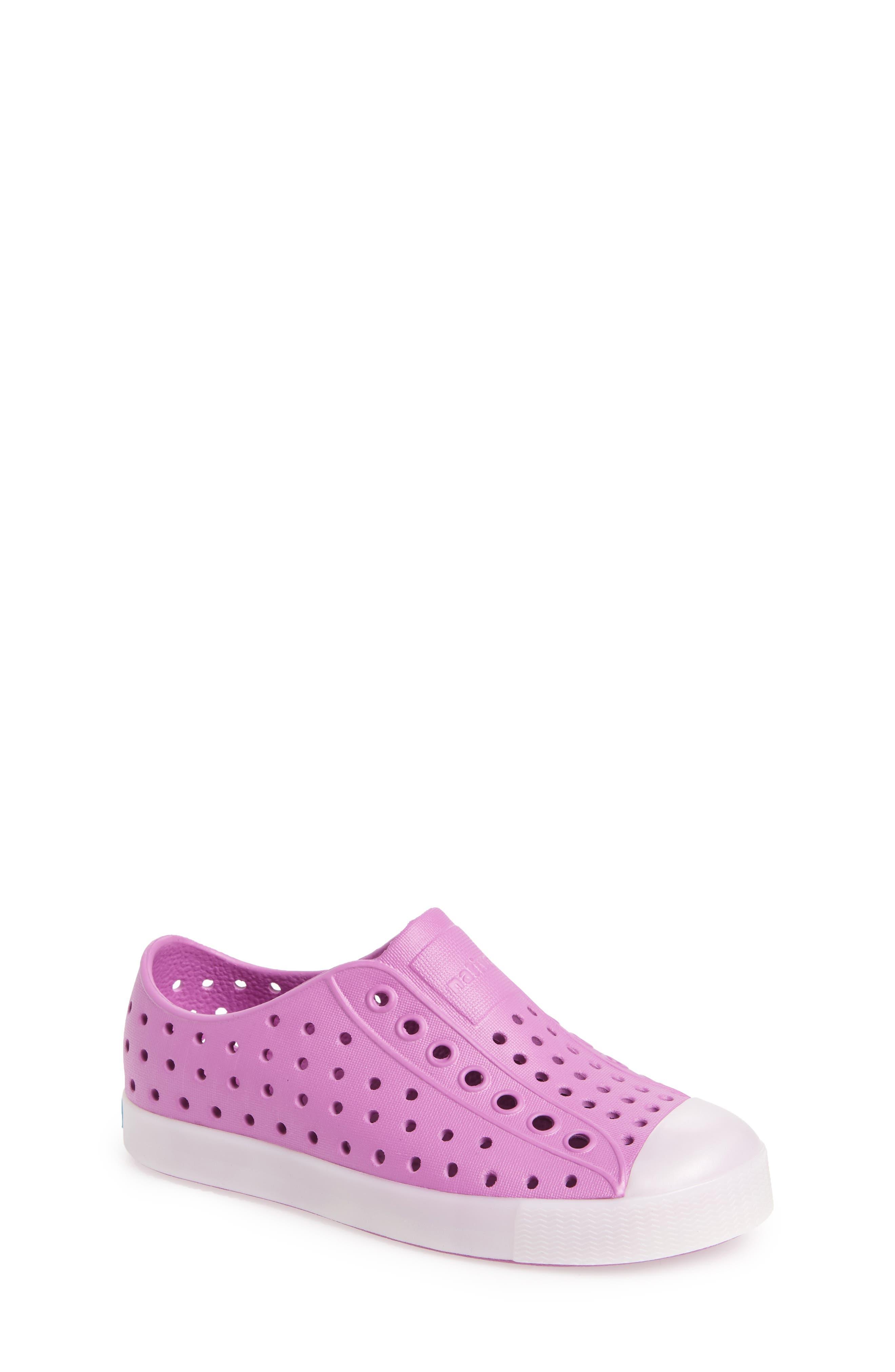 Native Shoes Jefferson - Glow in the Dark Sneaker (Walker, Toddler & Little Kid)