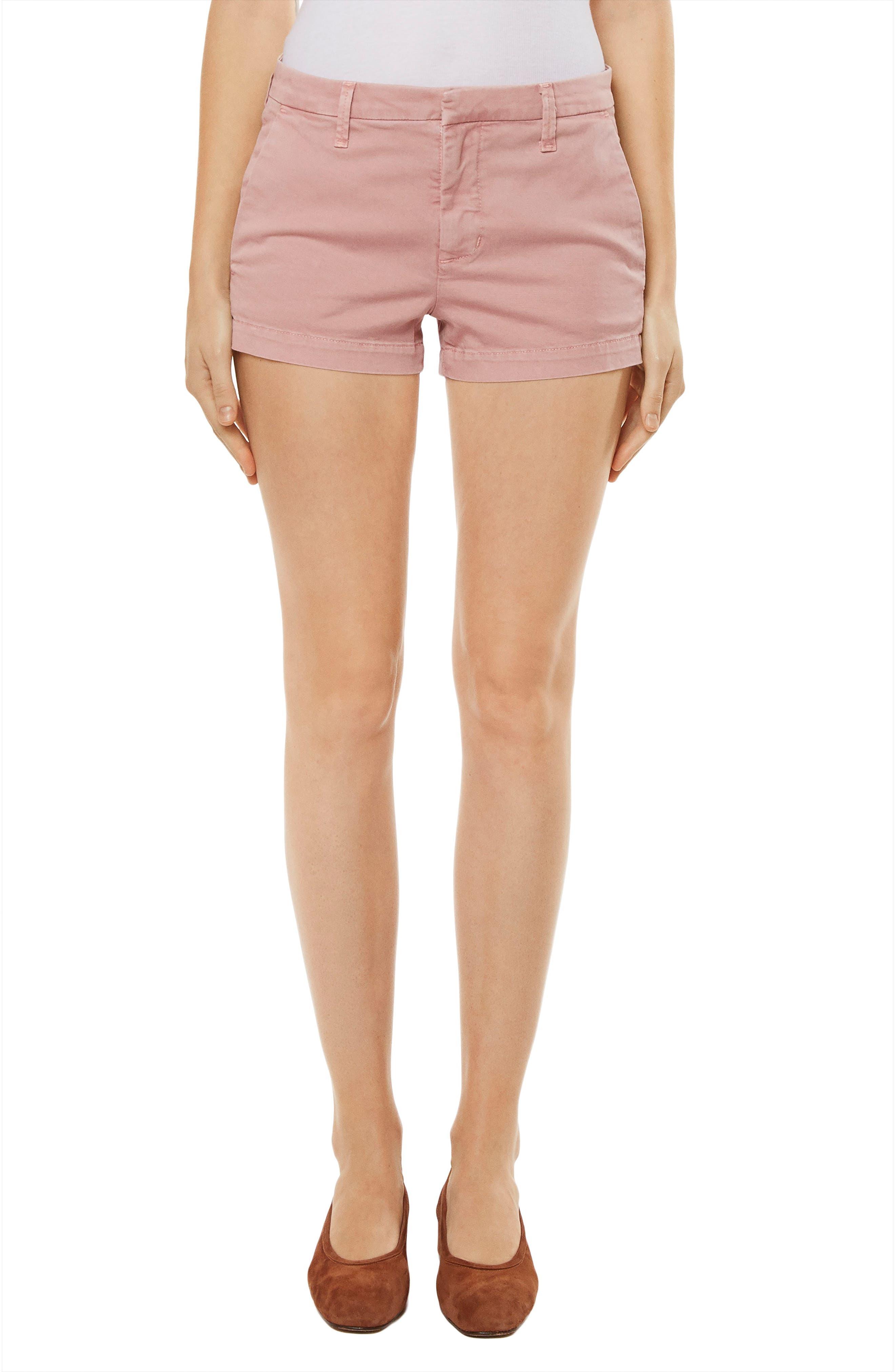 Alternate Image 1 Selected - J Brand Clara Twill Shorts