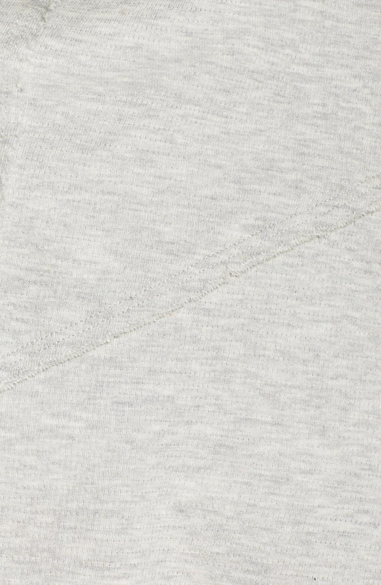 Alternate Image 5  - Caslon® Knit Drape Jacket (Plus Size)