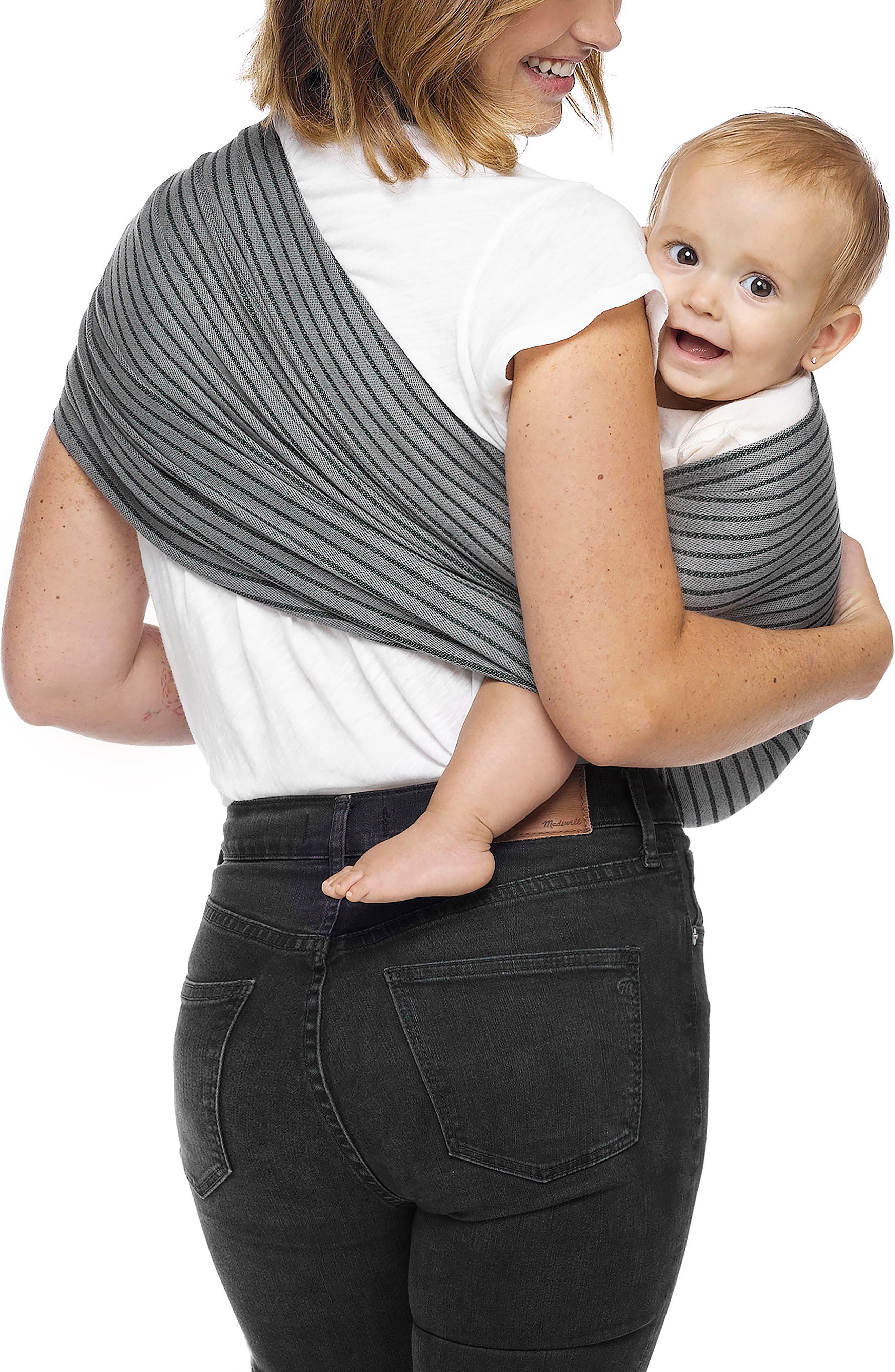 Alternate Image 3  - Moby Wrap Baby Sling Carrier