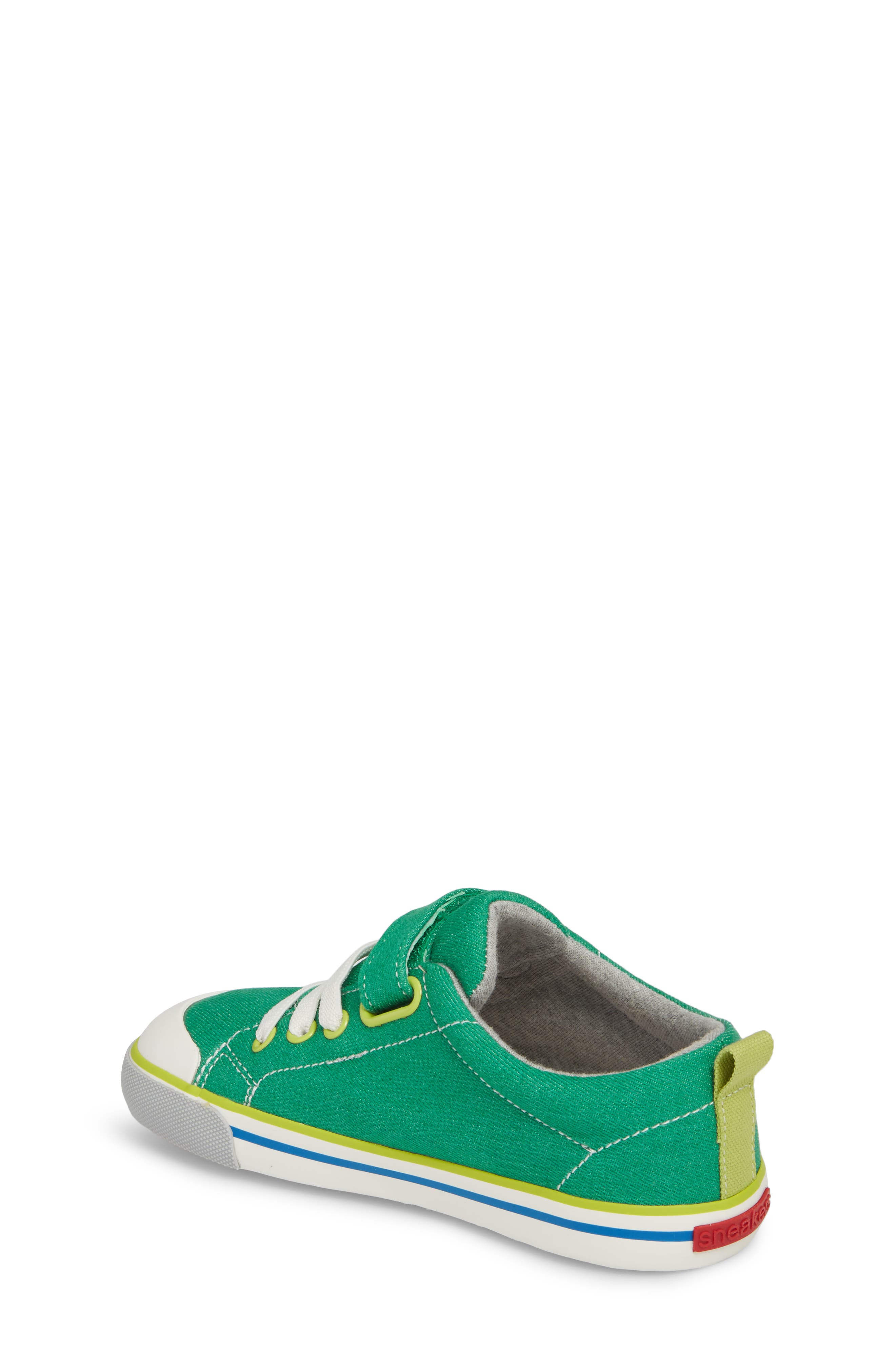 Alternate Image 2  - See Kai Run Stevie II Sneaker (Baby, Walker & Toddler)