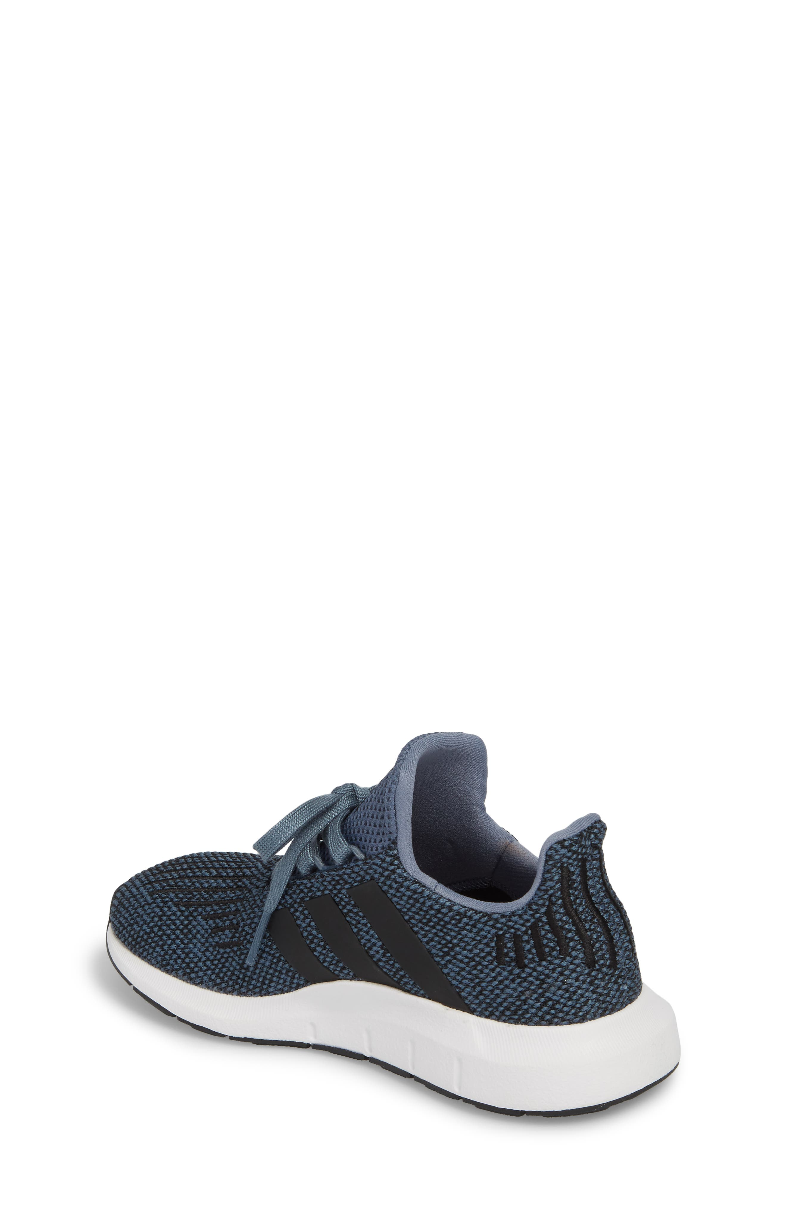 Alternate Image 2  - adidas Swift Run J Sneaker (Baby, Walker, Toddler, Little Kid & Big Kid)