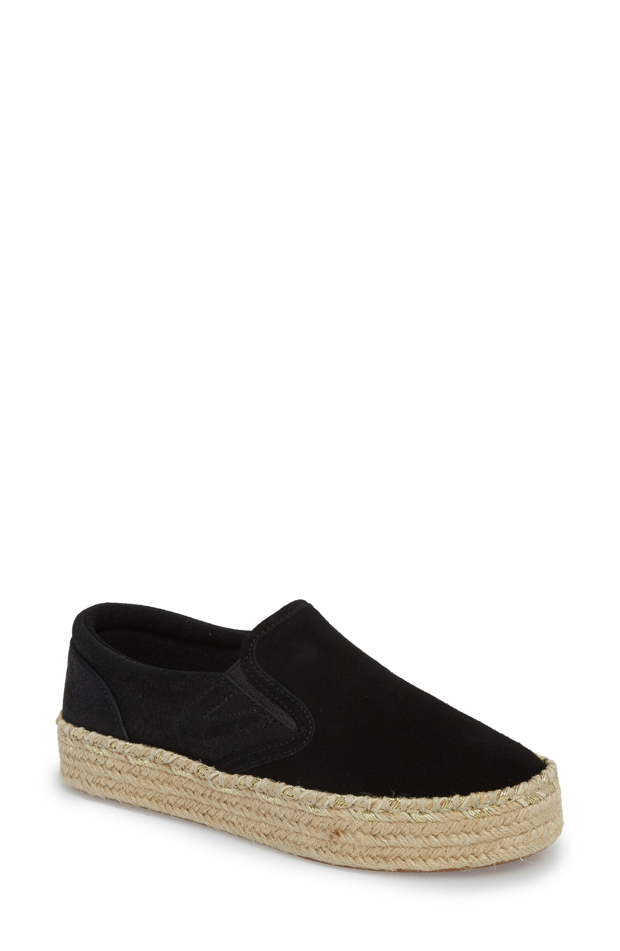 Alternate Image 1 Selected - Tretorn Espadrille Slip-On (Women)