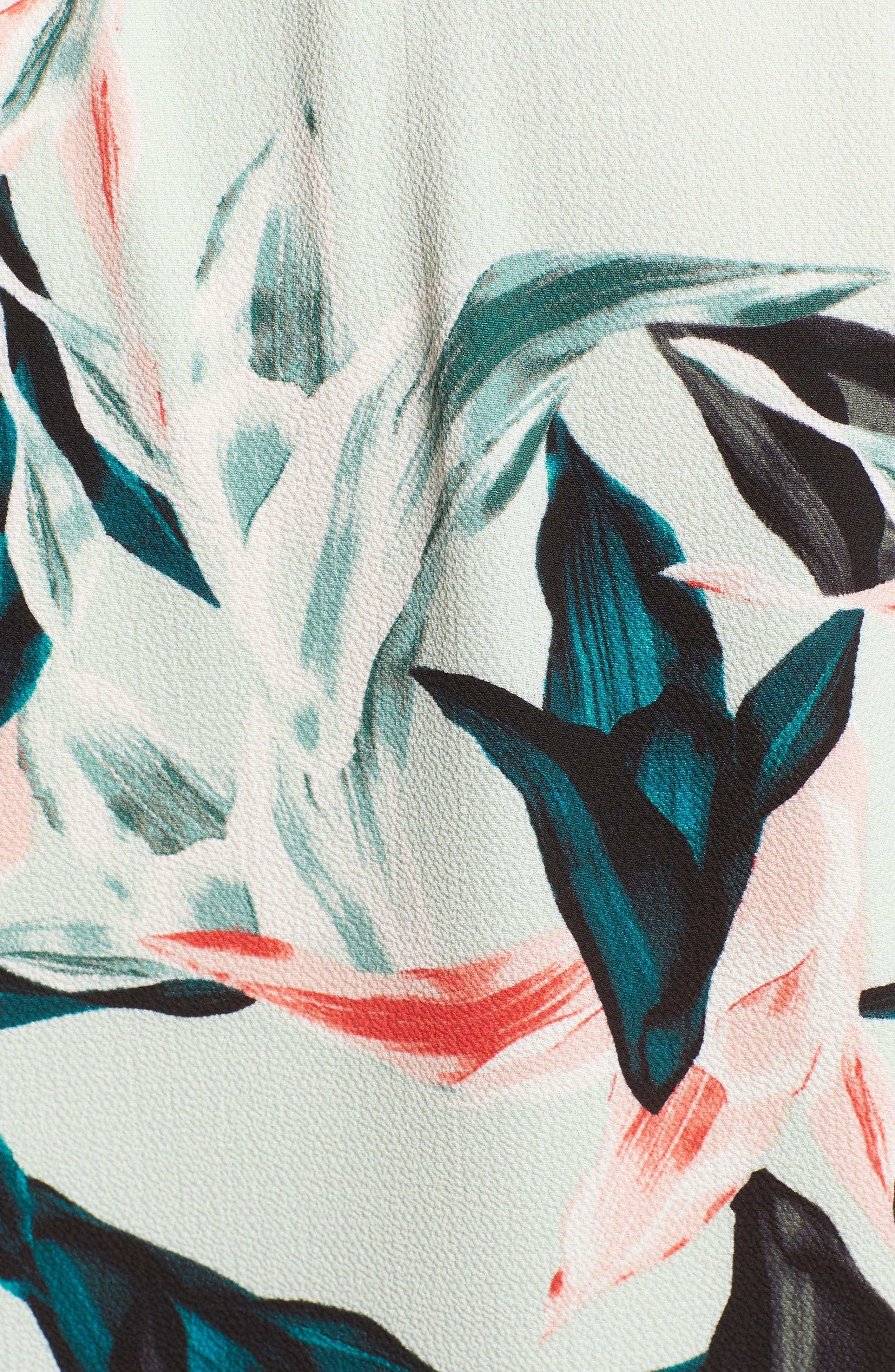Rainforest Bell Sleeve Top,                             Alternate thumbnail 6, color,                             449-Marine Salt