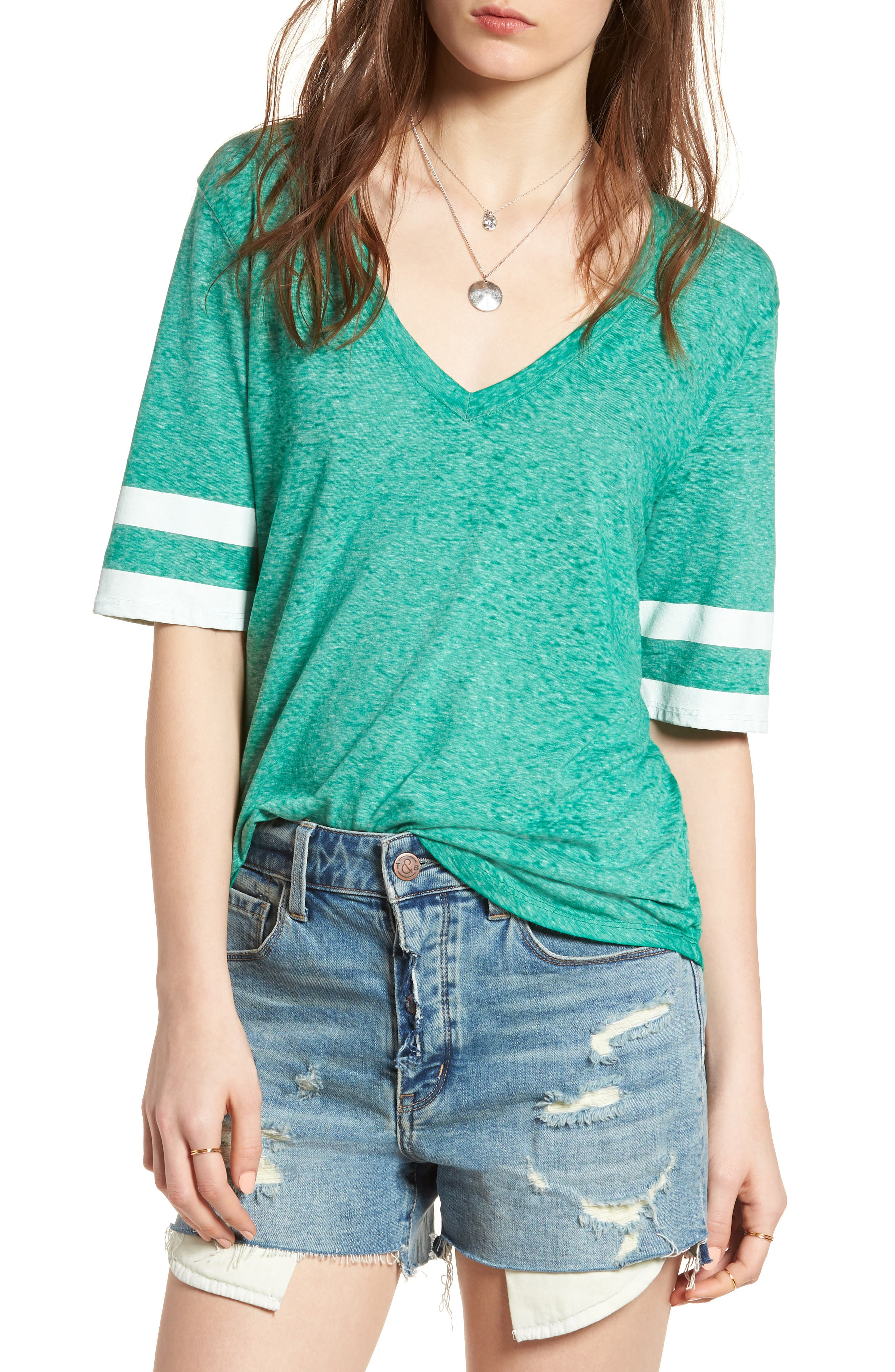 Treasure & Bond Sporty Tee