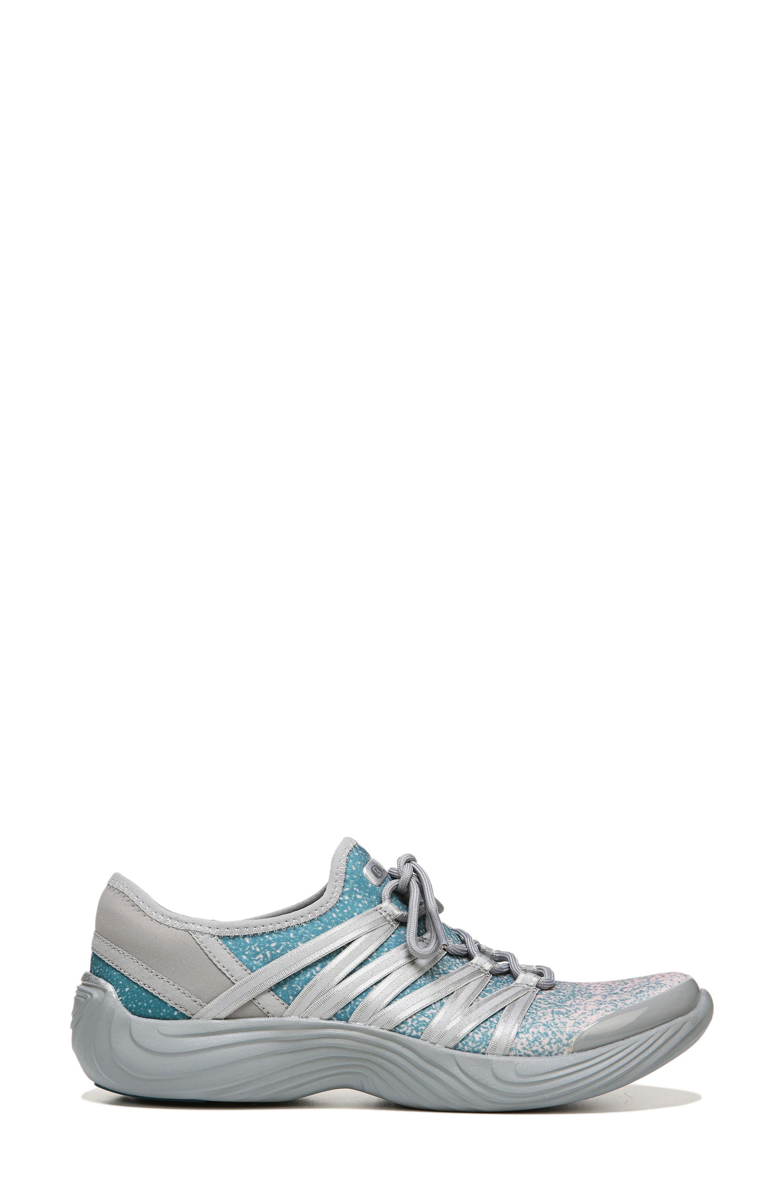 Tender Sneaker,                             Alternate thumbnail 3, color,                             Pink Fabric