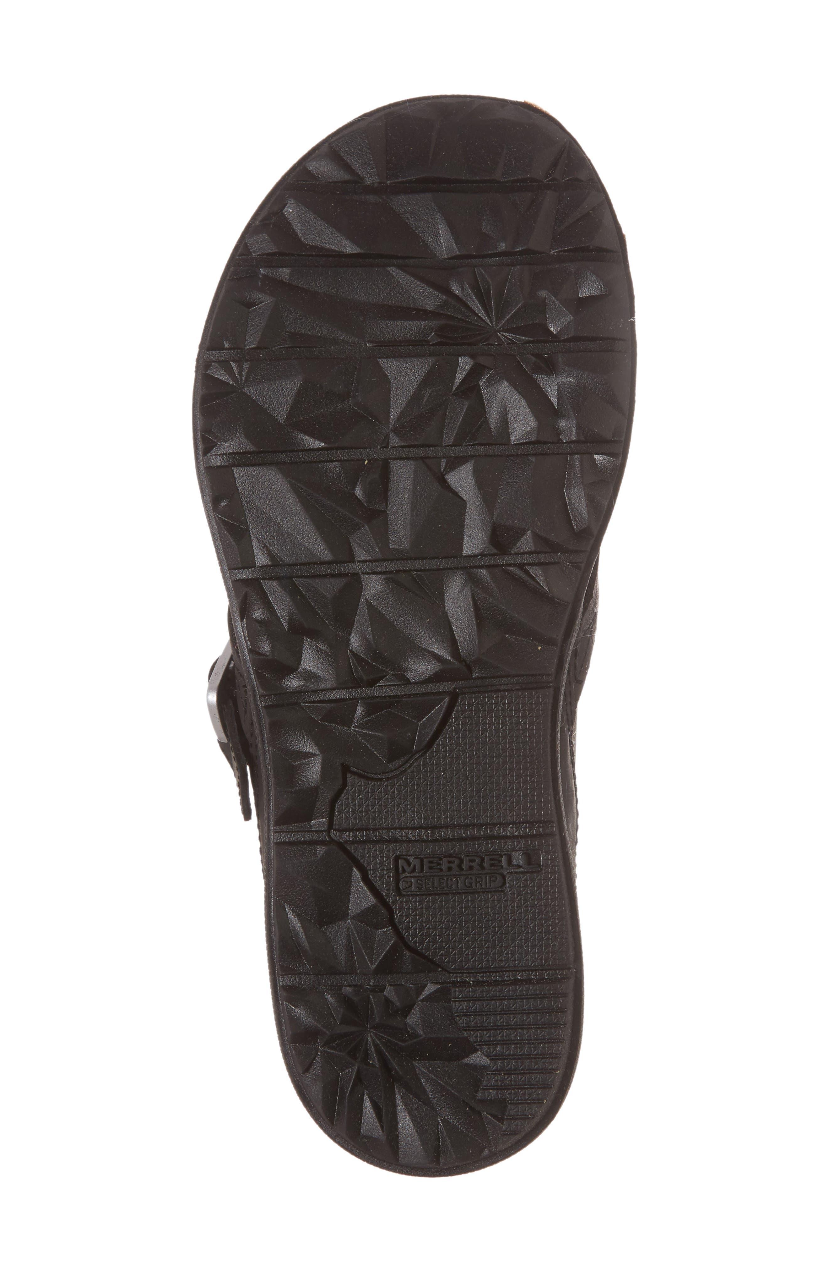 Alternate Image 5  - Merrell Around Town Buckle Slide Sandal (Women)