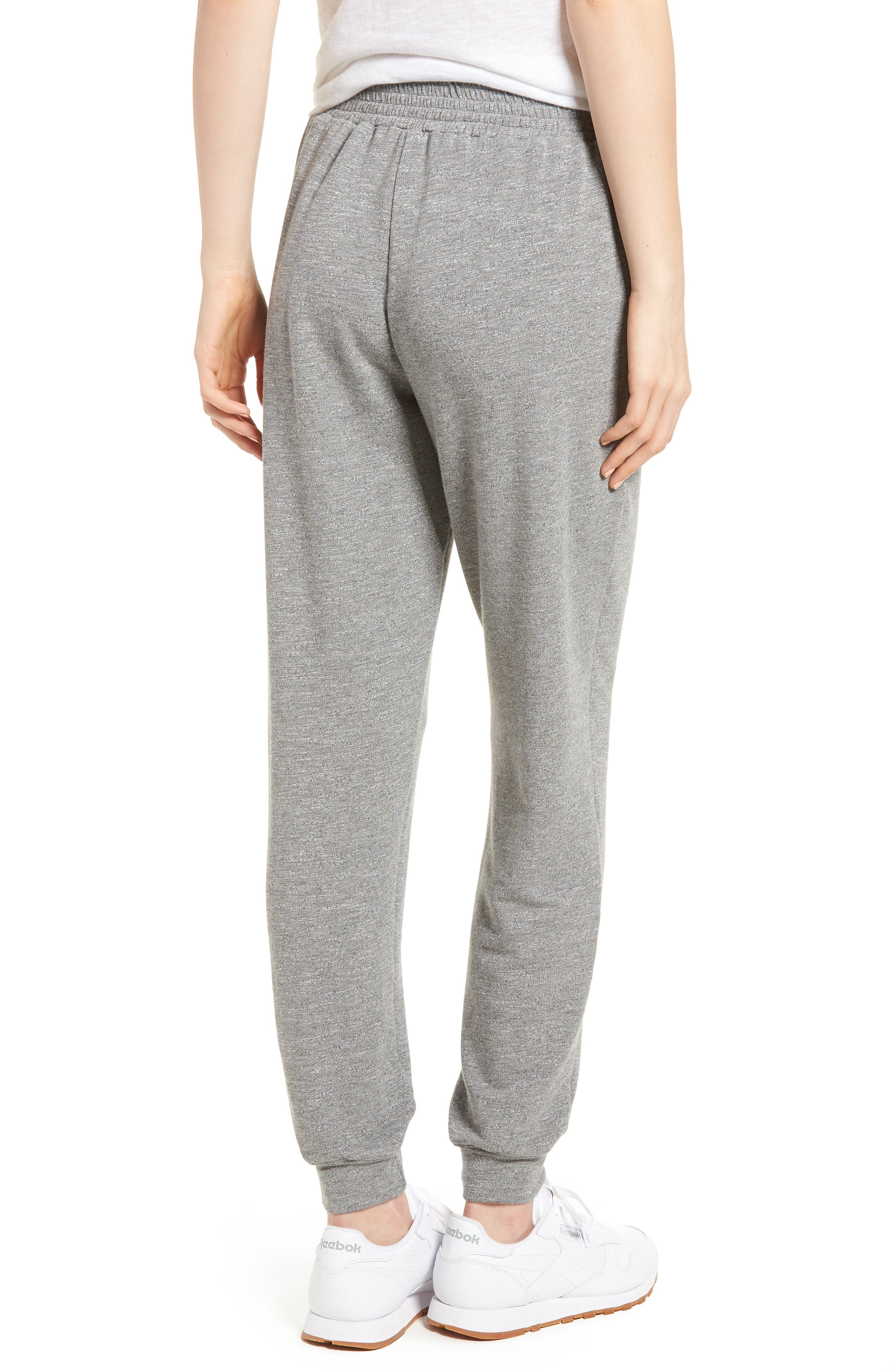 Dream Active Jogger Pants,                             Alternate thumbnail 2, color,                             Heather Grey