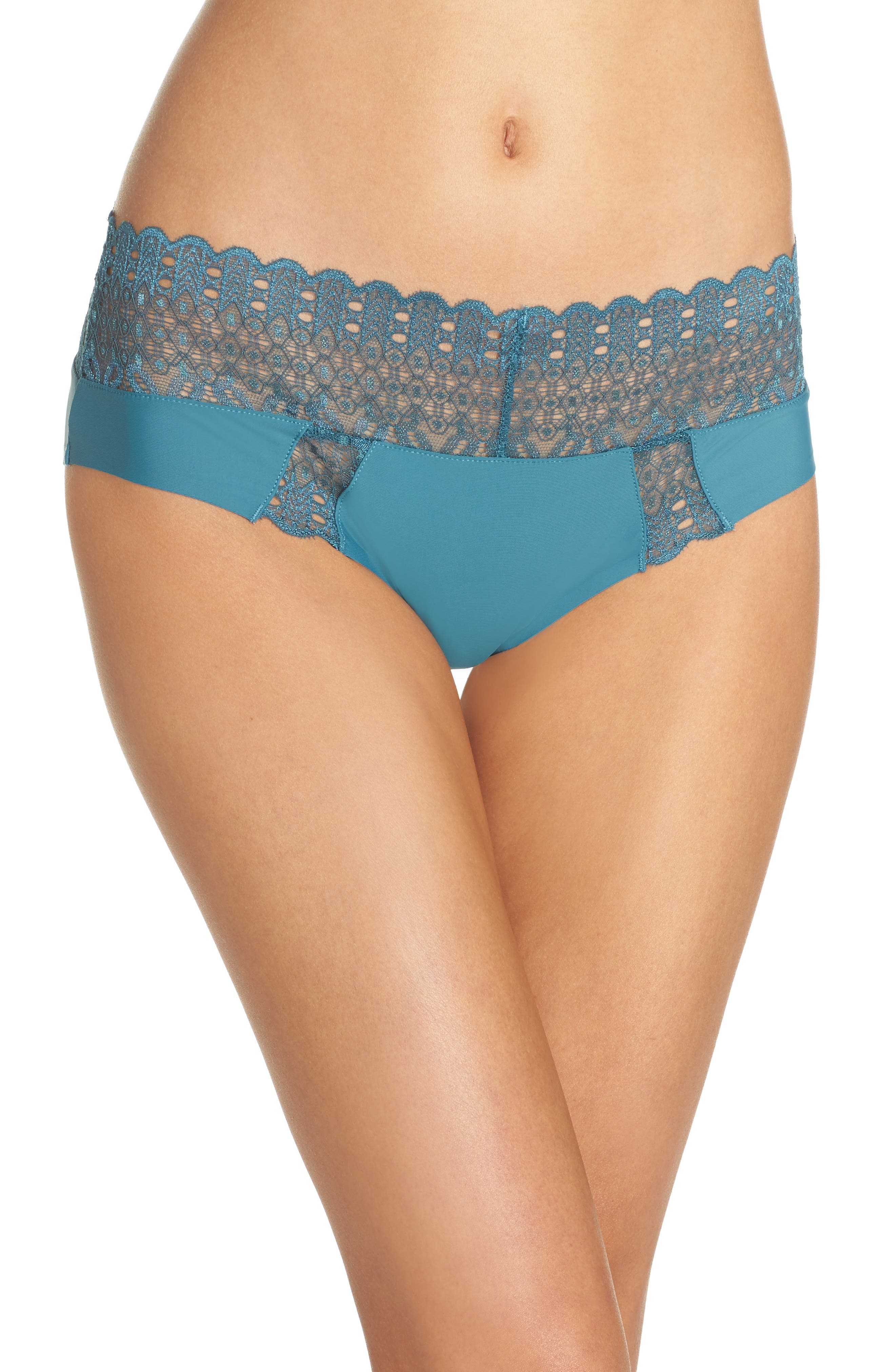 Lace Hipster Briefs,                             Main thumbnail 1, color,                             Love Fern
