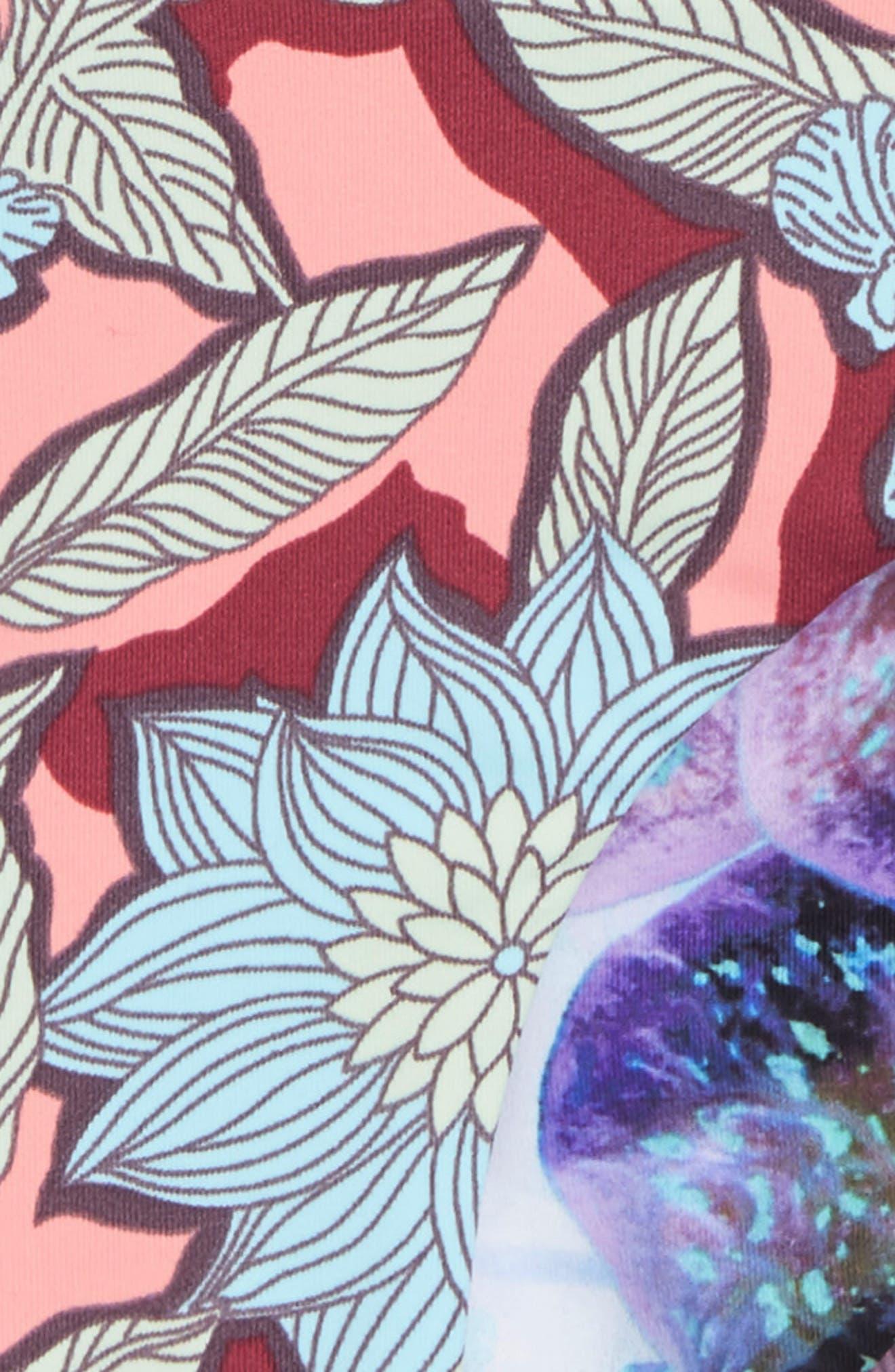 Gorgonita Spell Reversible Two-Piece Swimsuit,                             Alternate thumbnail 3, color,                             Multicolor