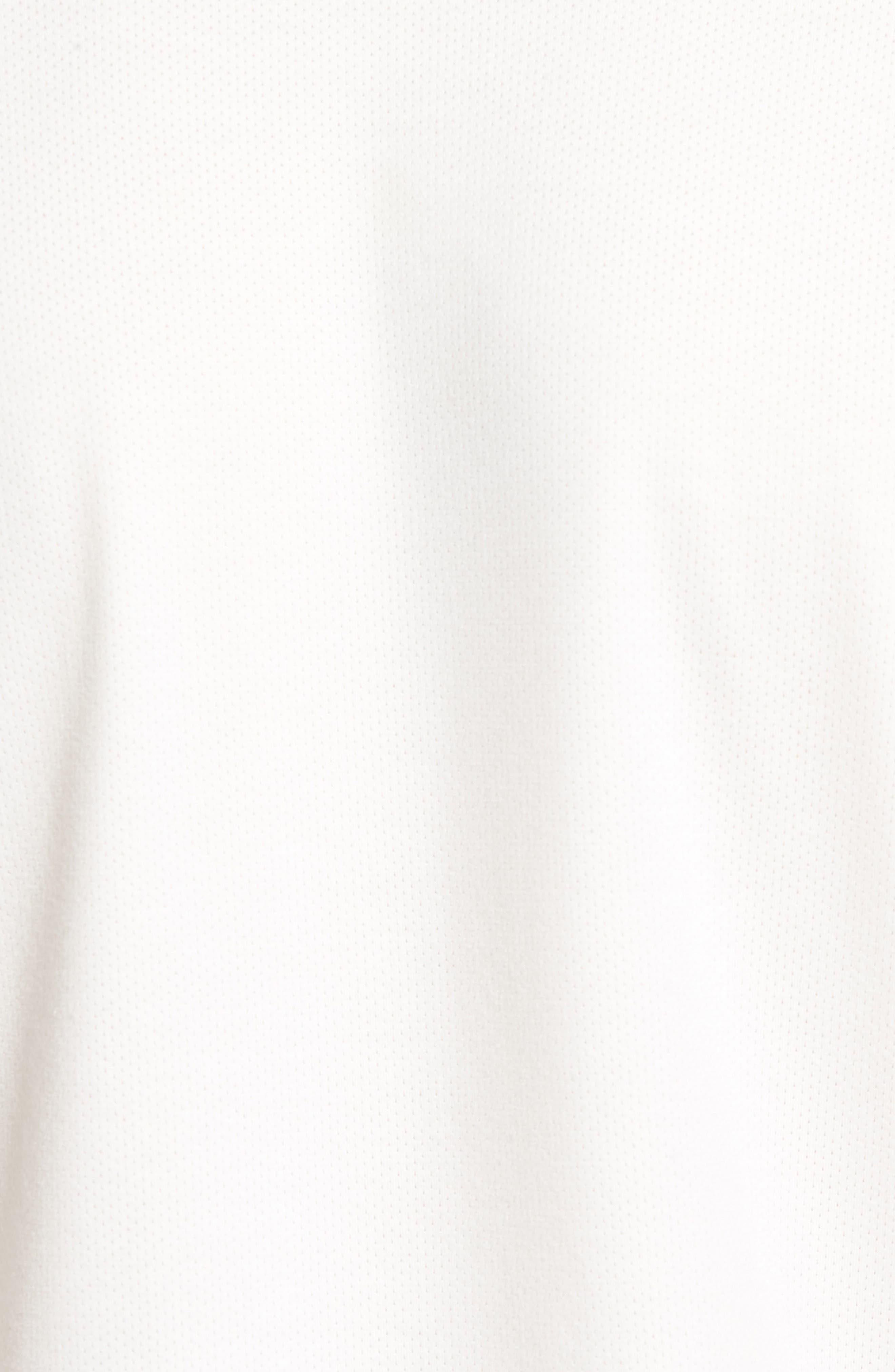 Runner Mesh II T-Shirt,                             Alternate thumbnail 5, color,                             White