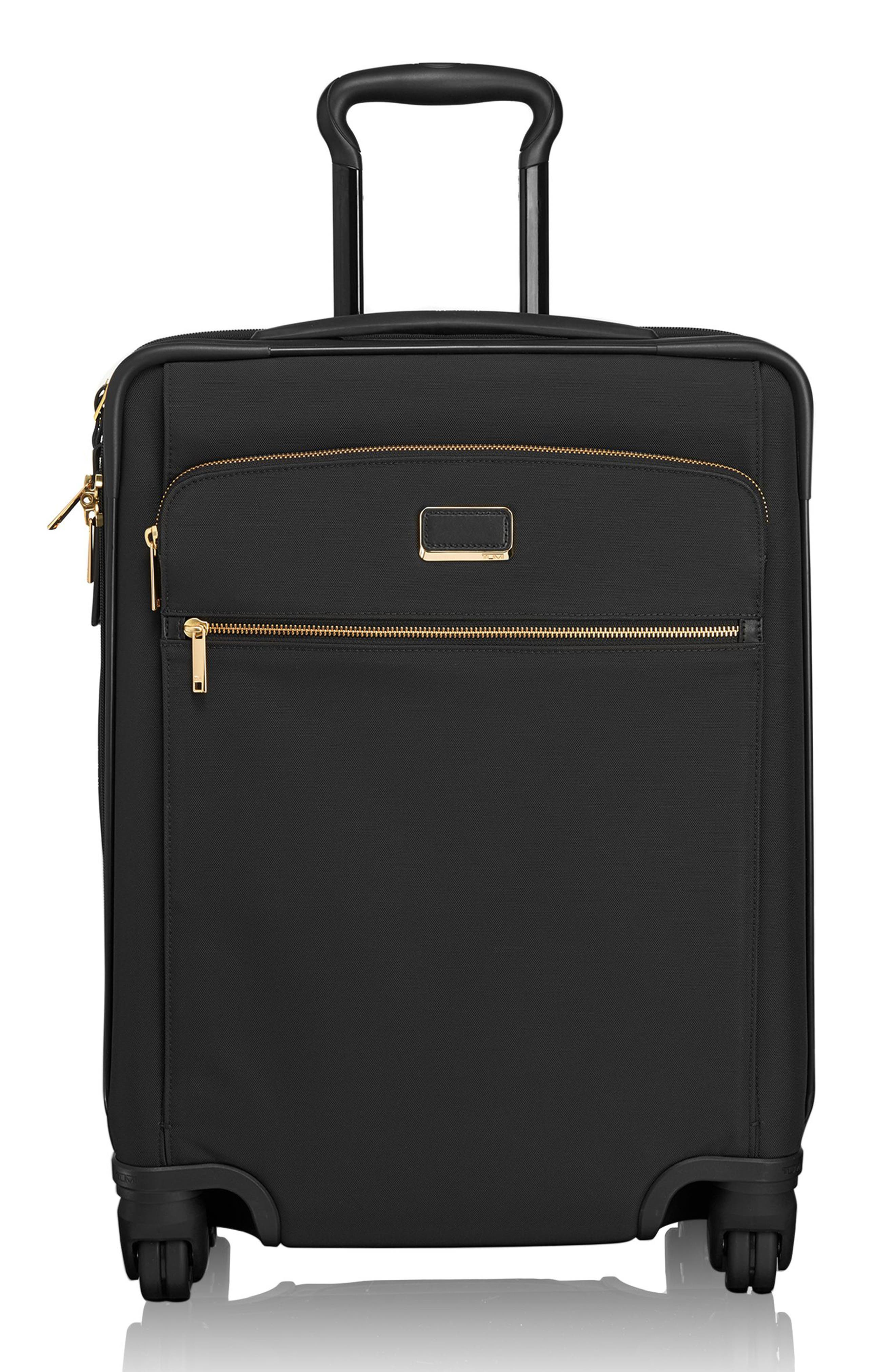 Alex 22-Inch Continental Carry-On,                             Main thumbnail 1, color,                             Black
