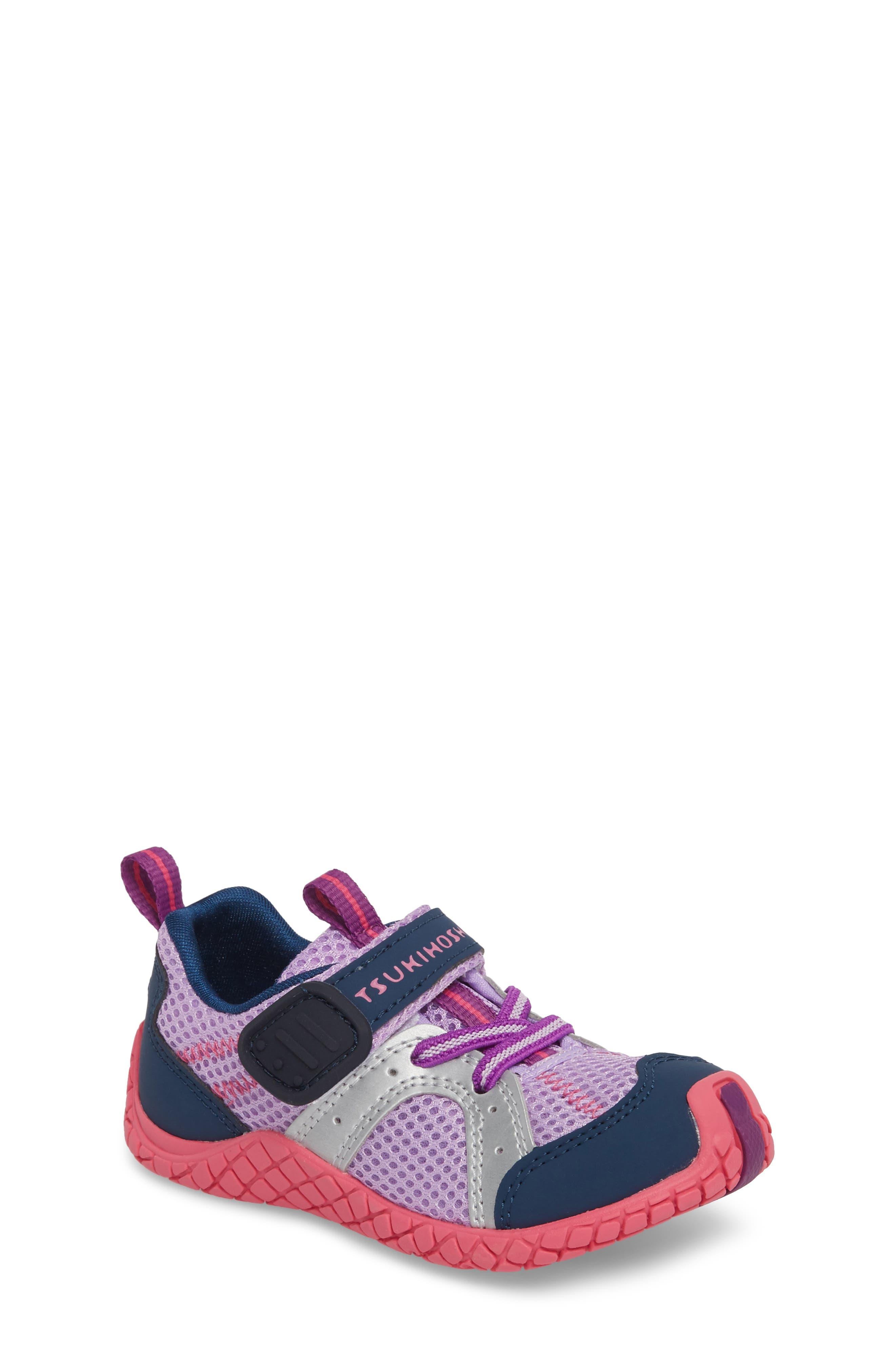 Tsukihoshi Marina Washable Sneaker (Baby, Walker, Toddler & Little Kid)
