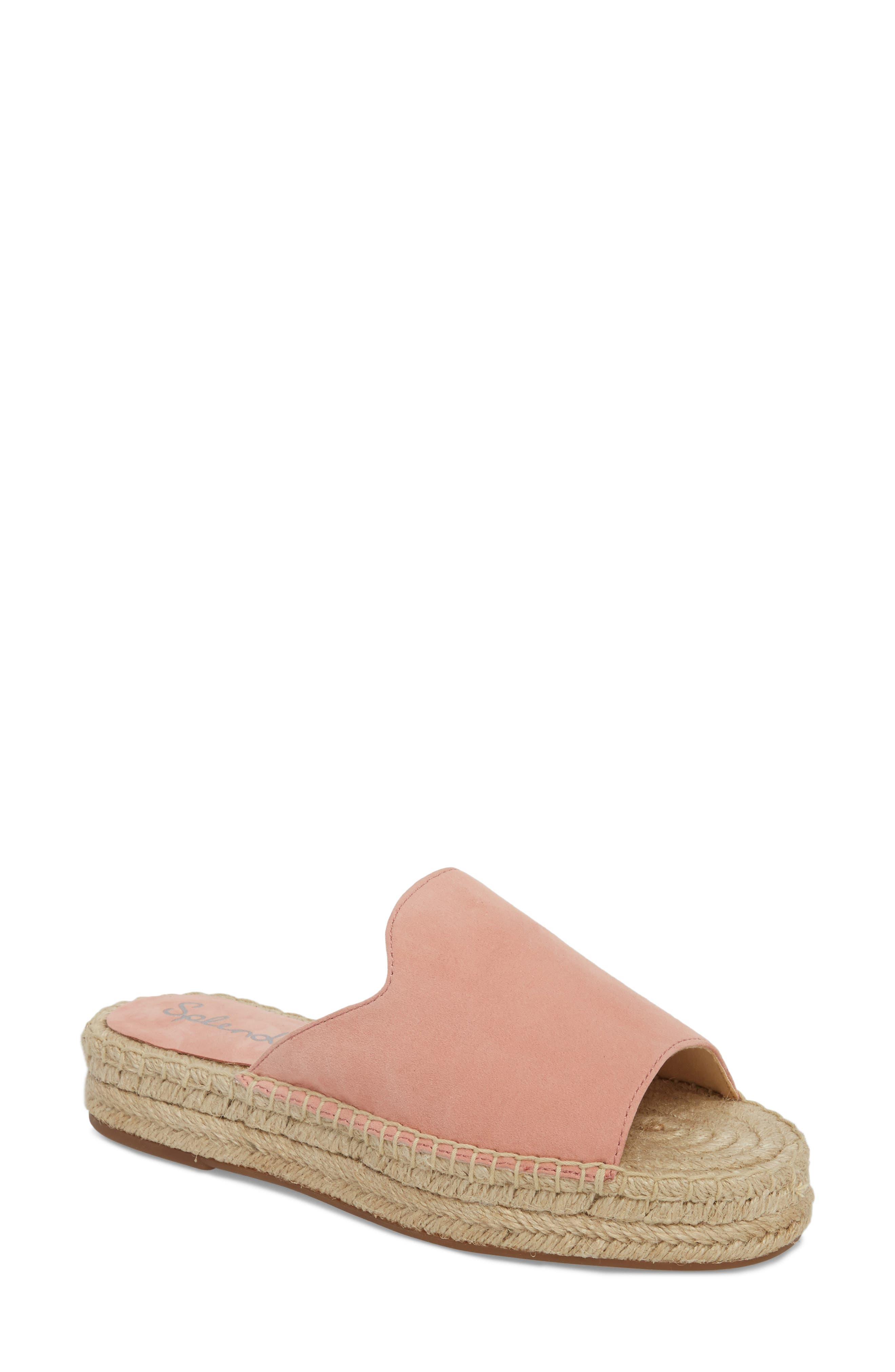 Splendid Franci Espadrille Slide Sandal (Women)