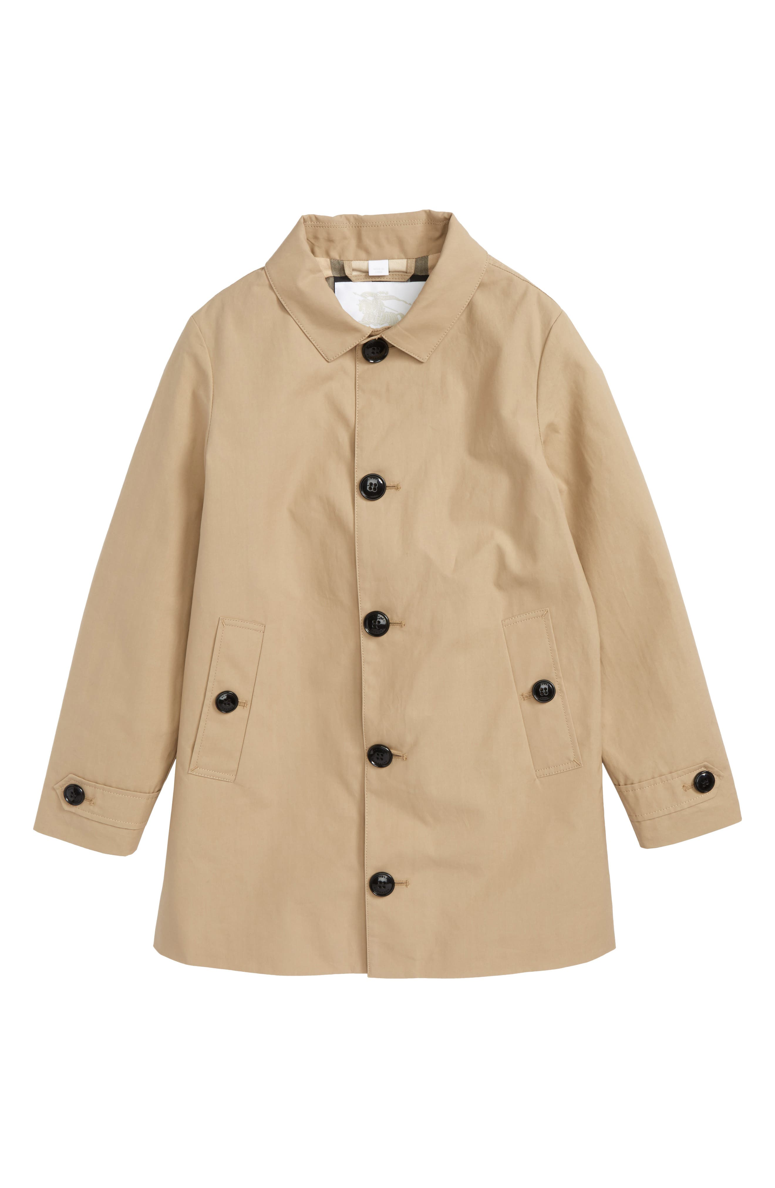 Burberry Bradley Trench Coat (Little Boys & Big Boys)