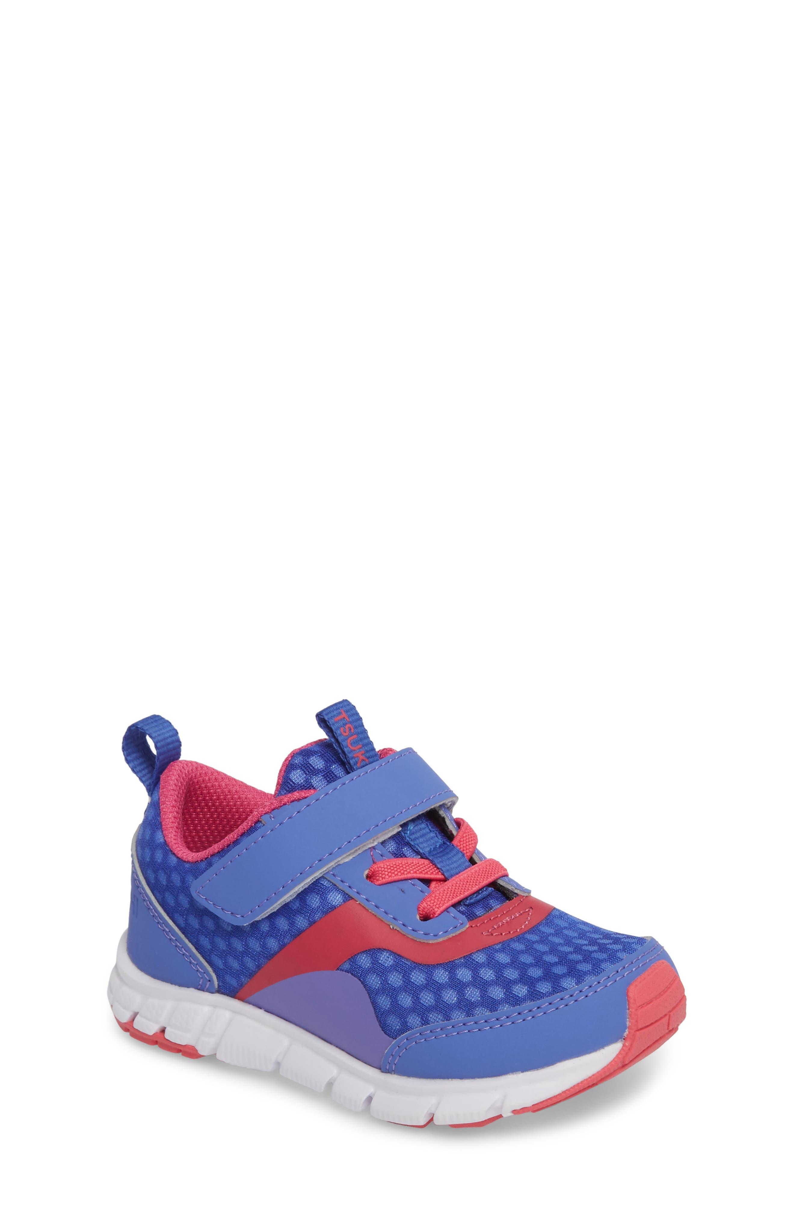 Tsukihoshi Sonic Washable Sneaker (Walker, Toddler, Little Kid & Big Kid)