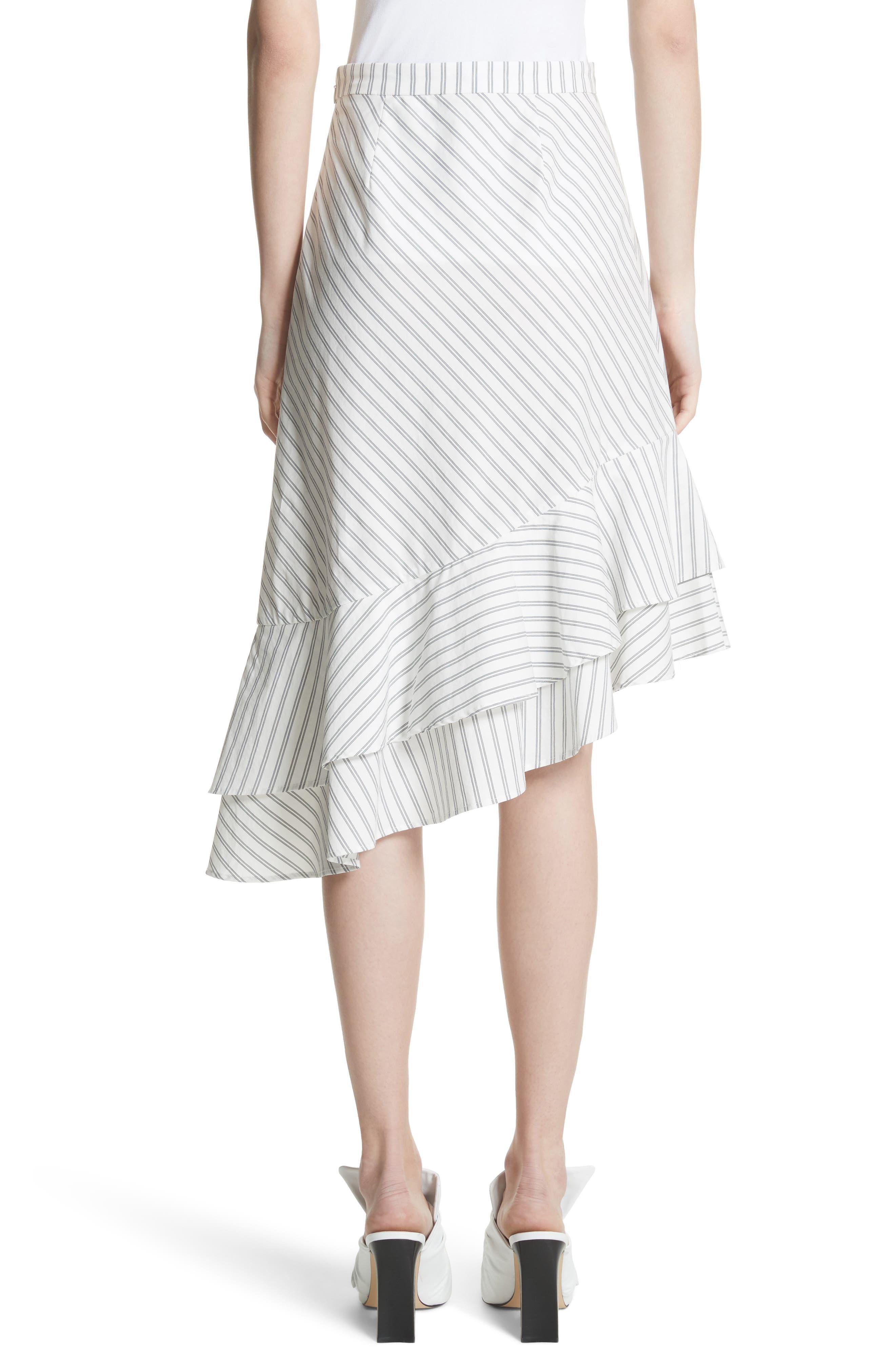 Yenene Skirt,                             Alternate thumbnail 2, color,                             Porcelain